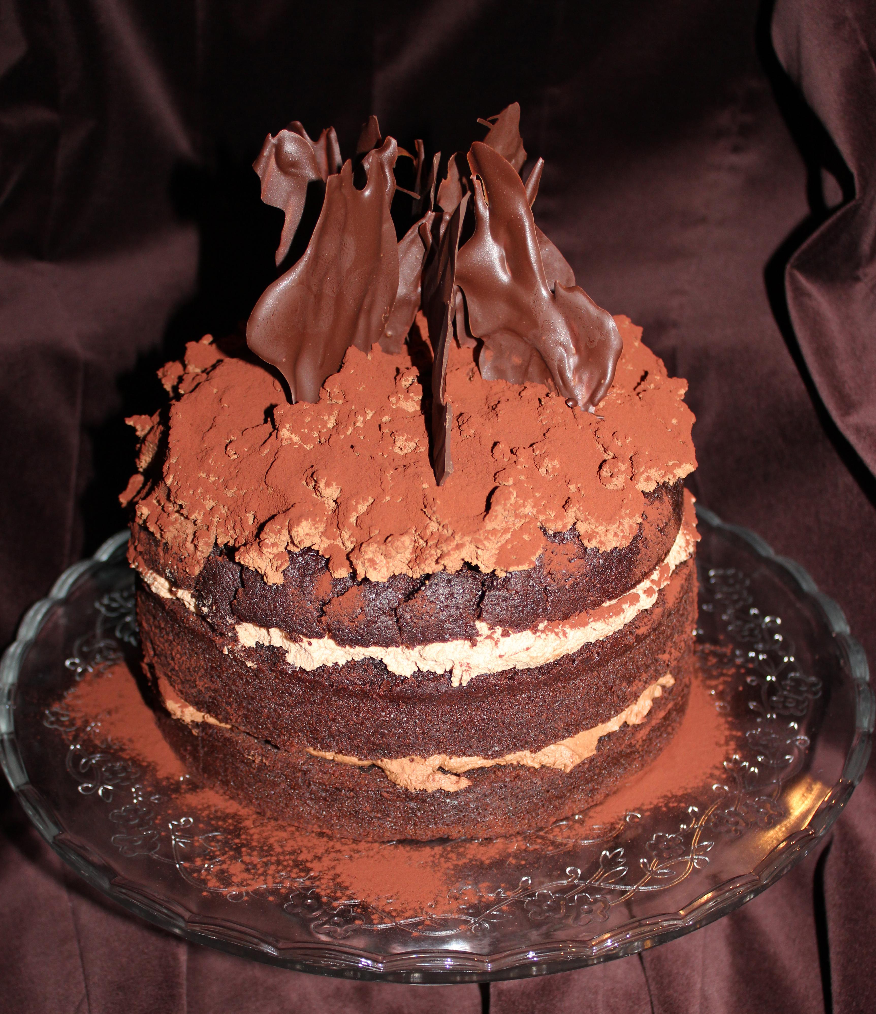 Irische Guiness Schokoladentorte
