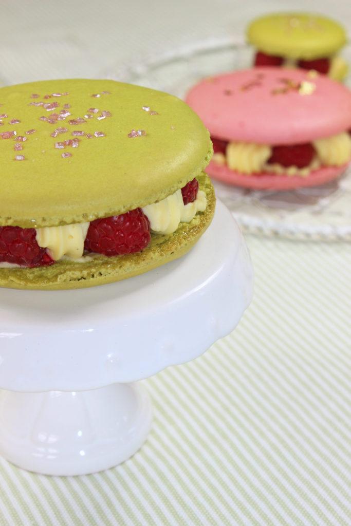 Himbeer-Macarons | Maren Lubbe