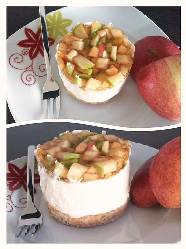 Apfeltörtchen