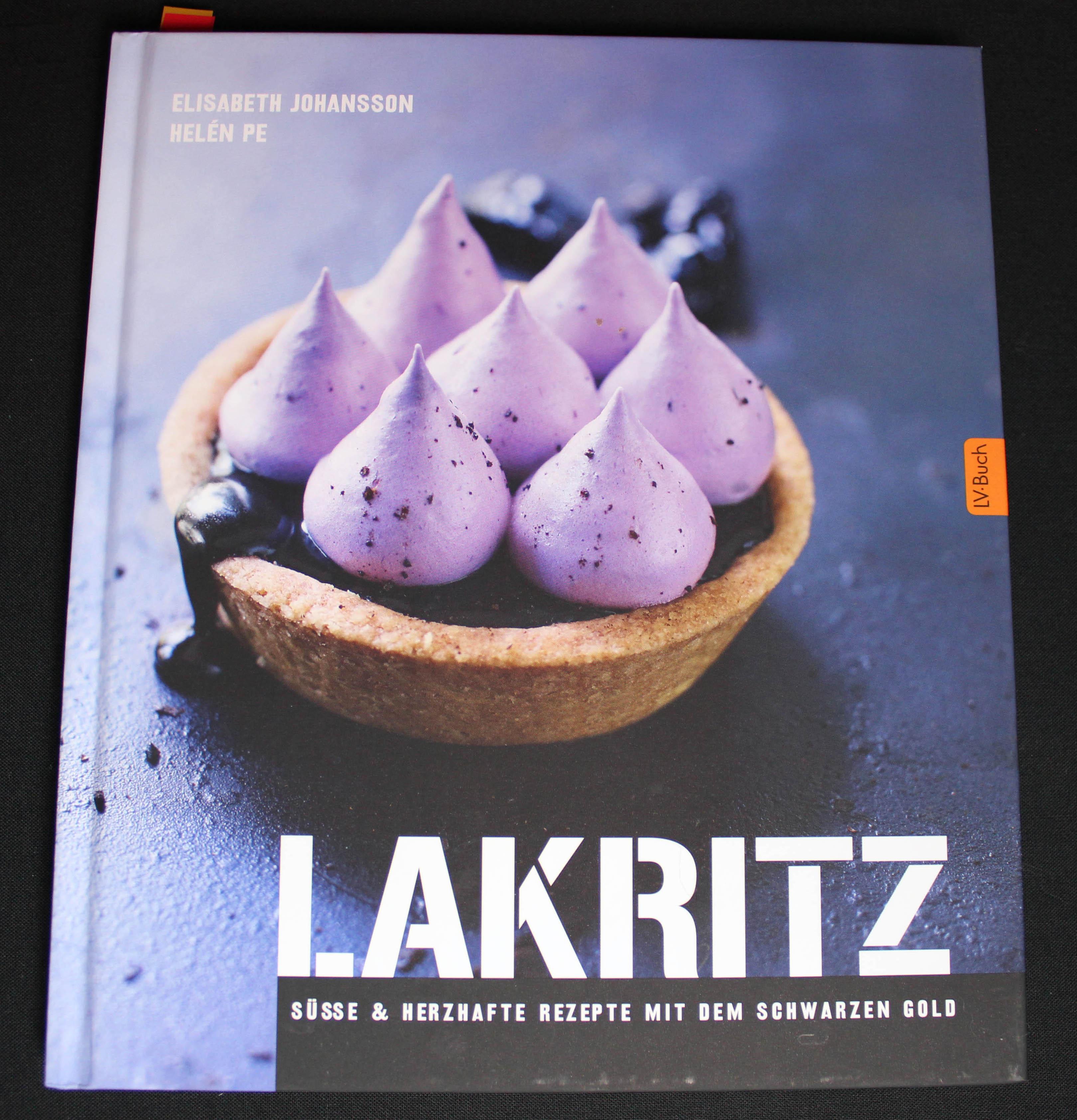LAKRITZ - E. Johansson- LV Verlag