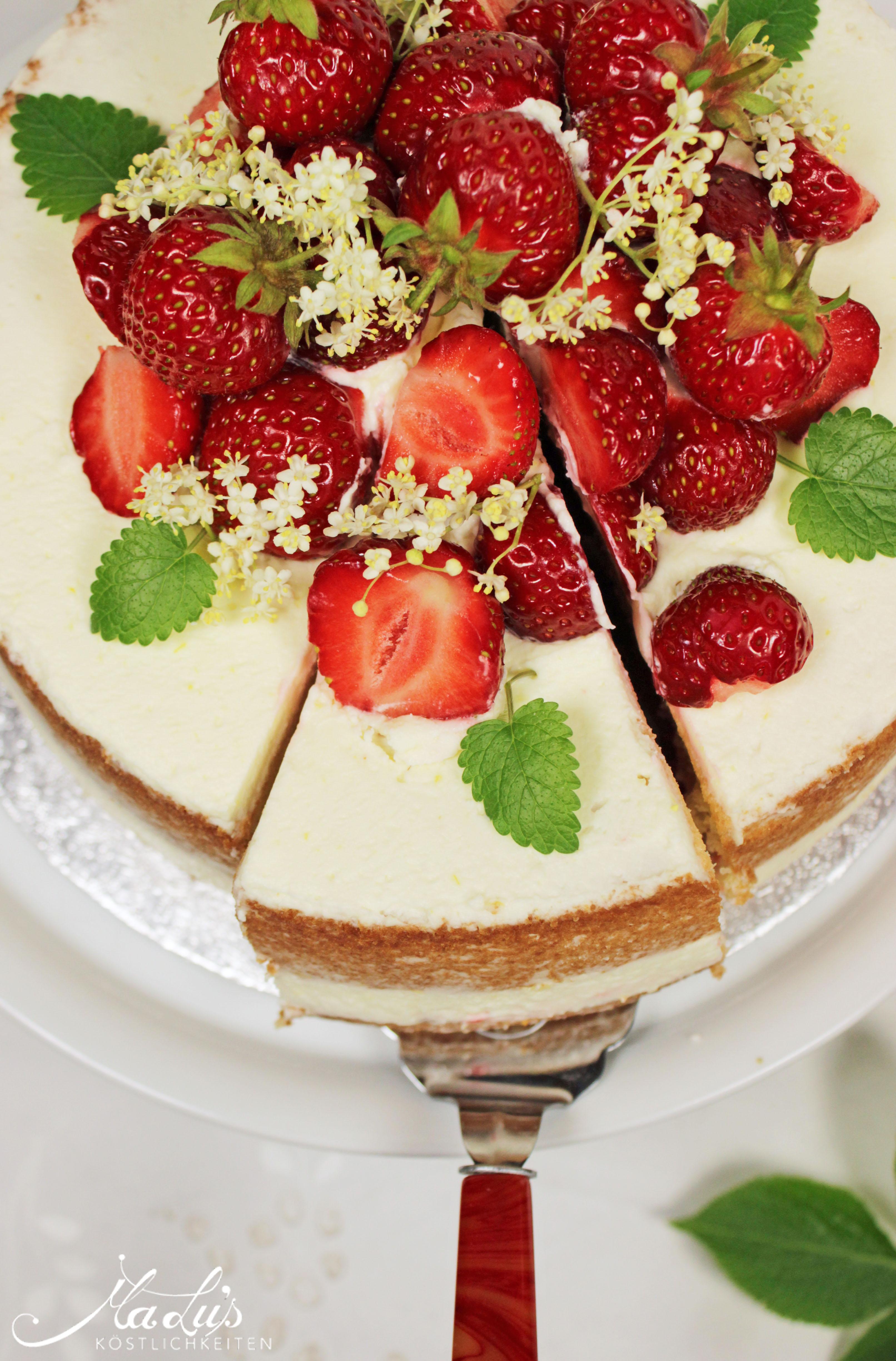 Erdbeer-Holunder Torte_0053_f