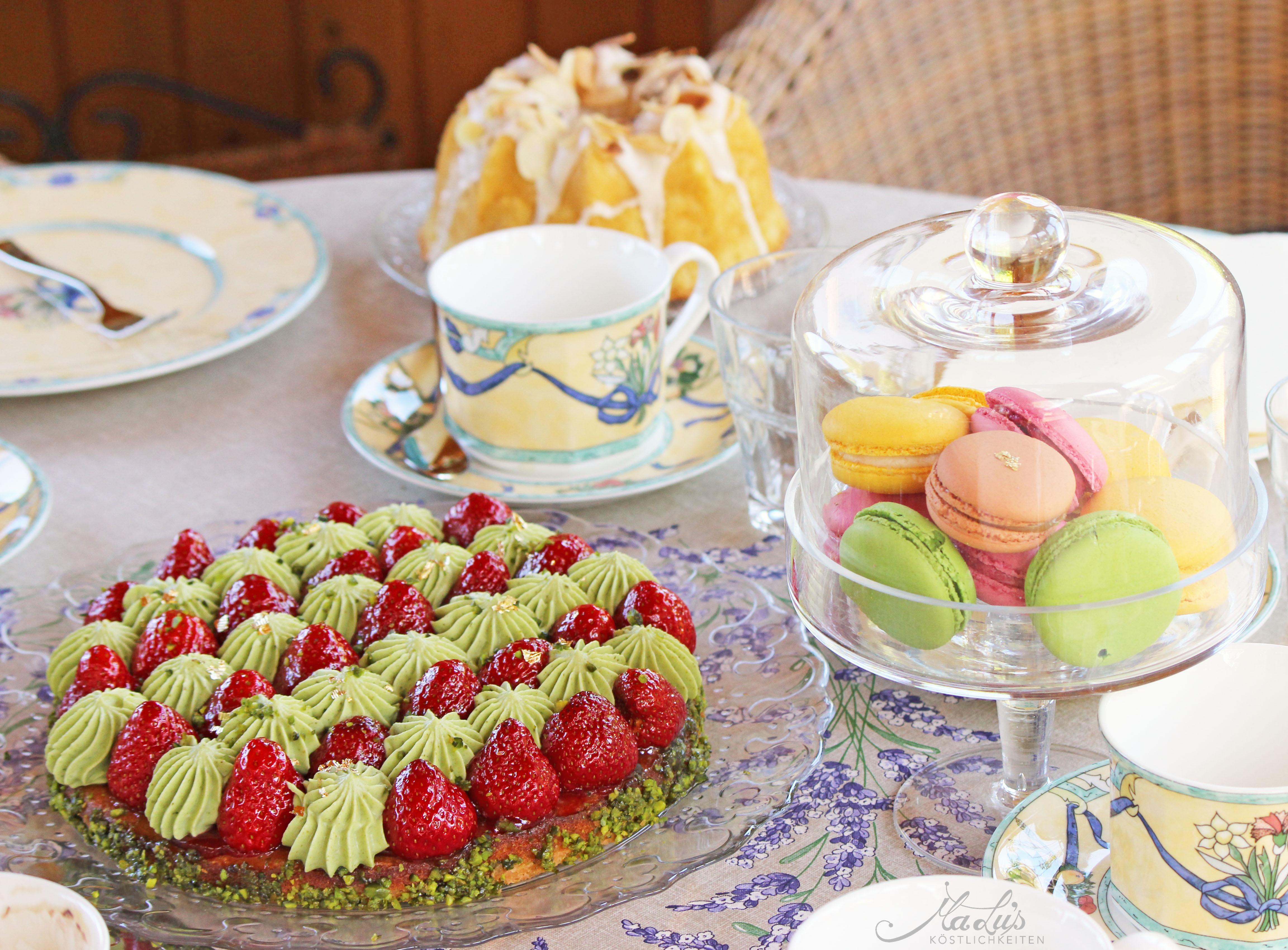 Erdbeer-Pistazien Tarte_1135_f