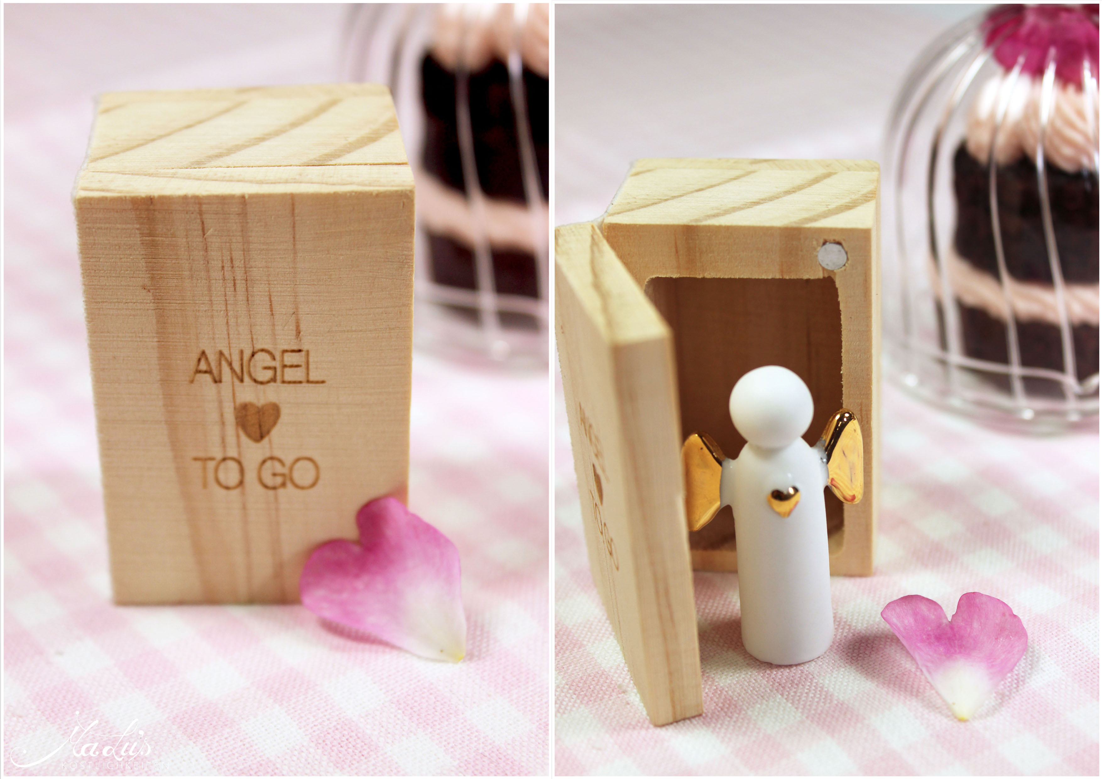 Angel to go f