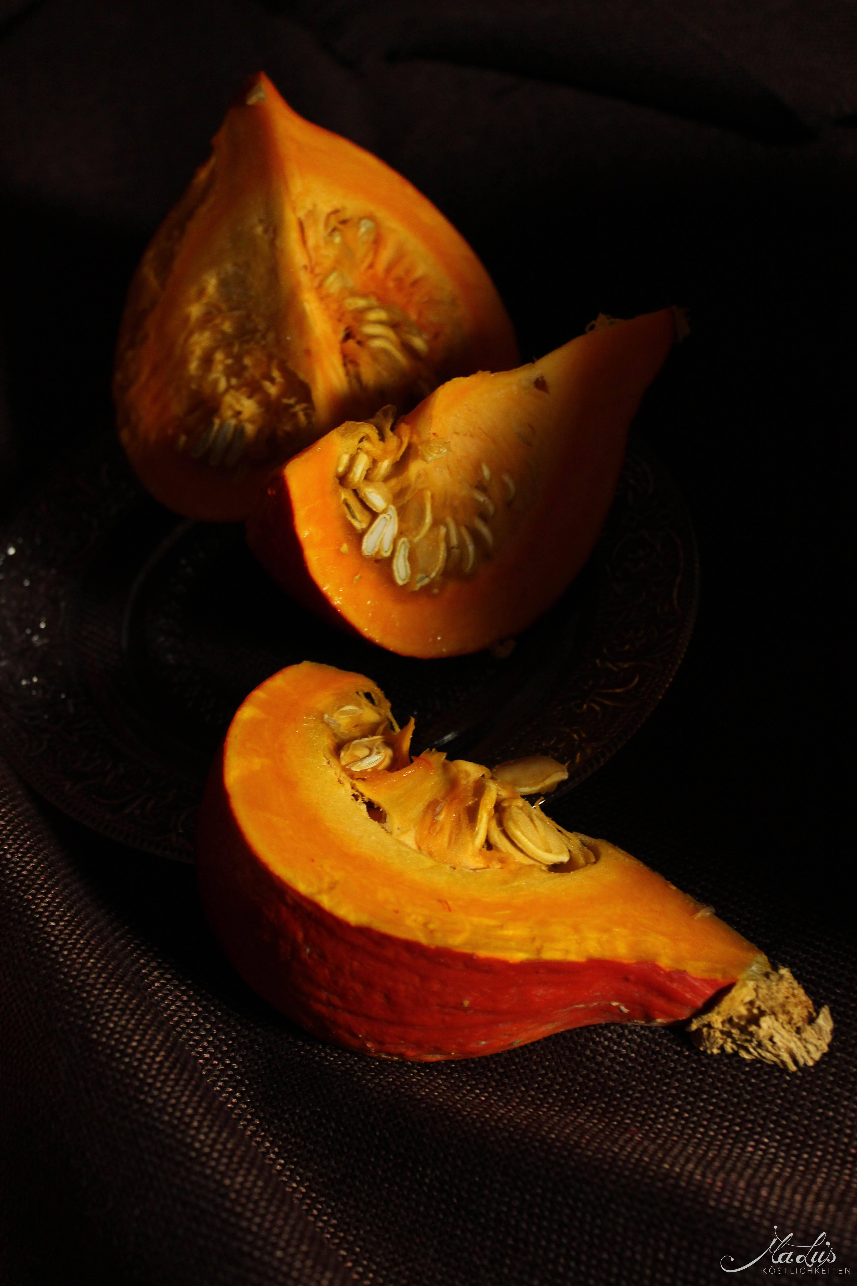 Schoko-Kürbisguglhupf mit Orange_f31