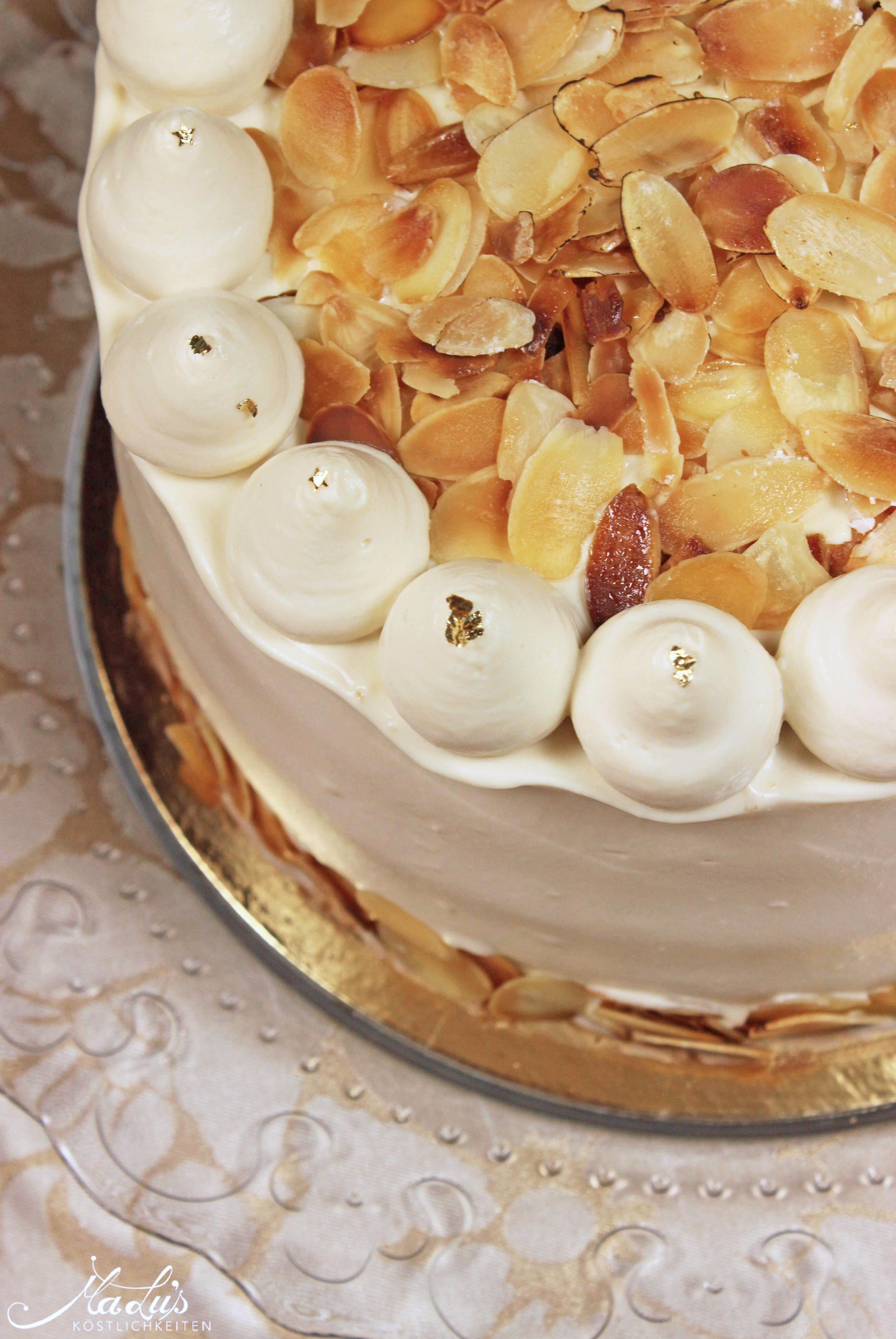 Bratapfel-Baileys Torte