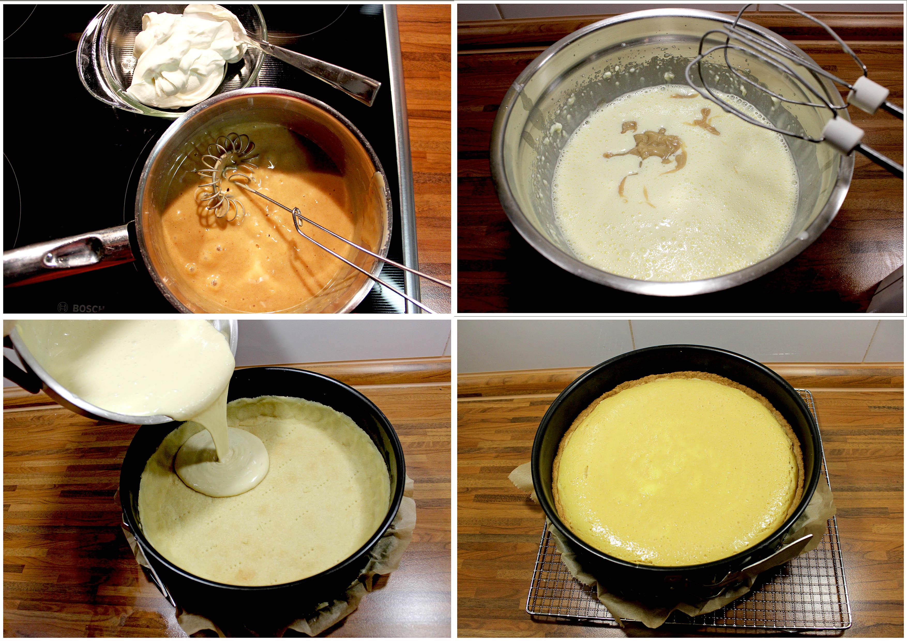 Cheesecakefüllung
