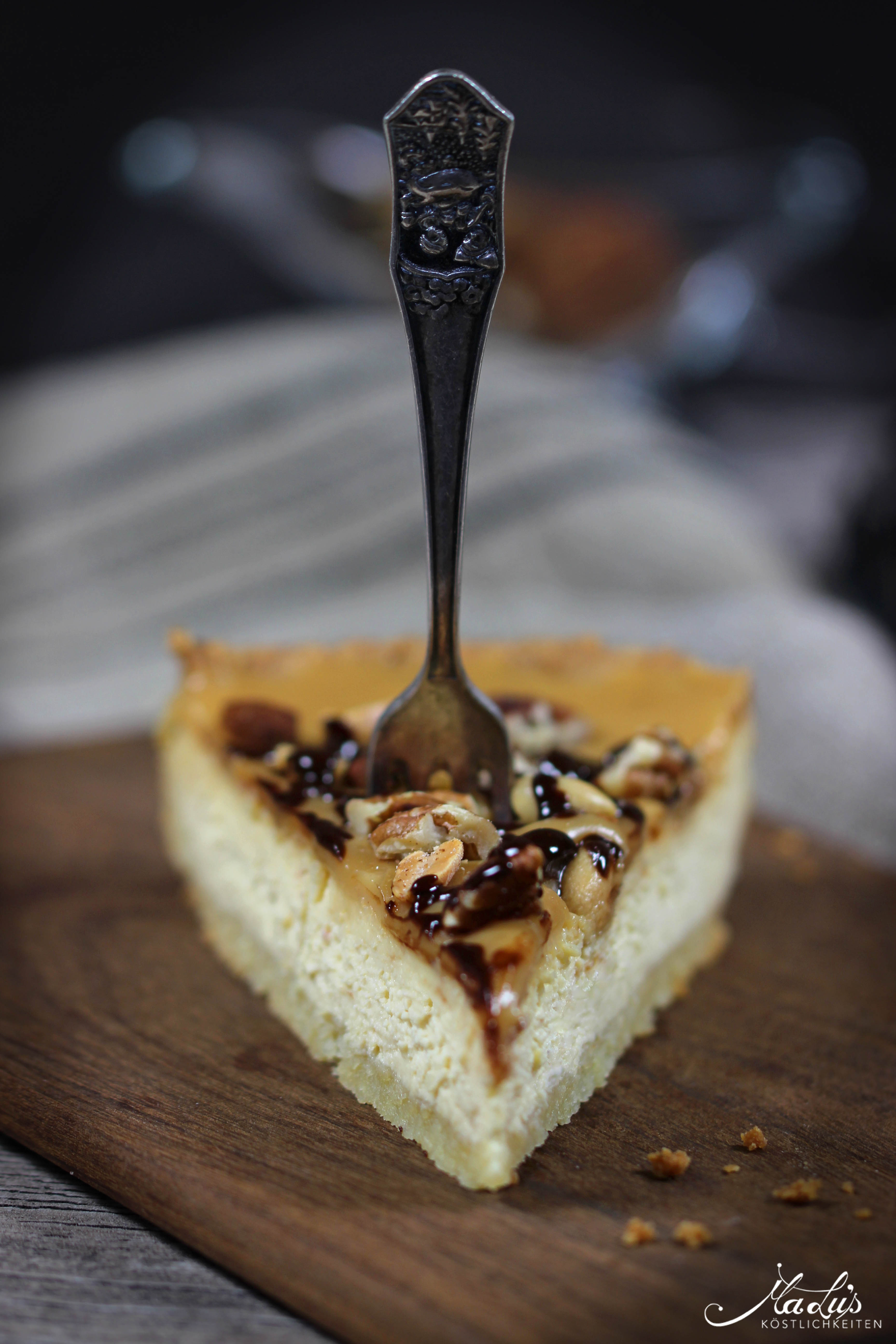 Toffee Cheesecake 79