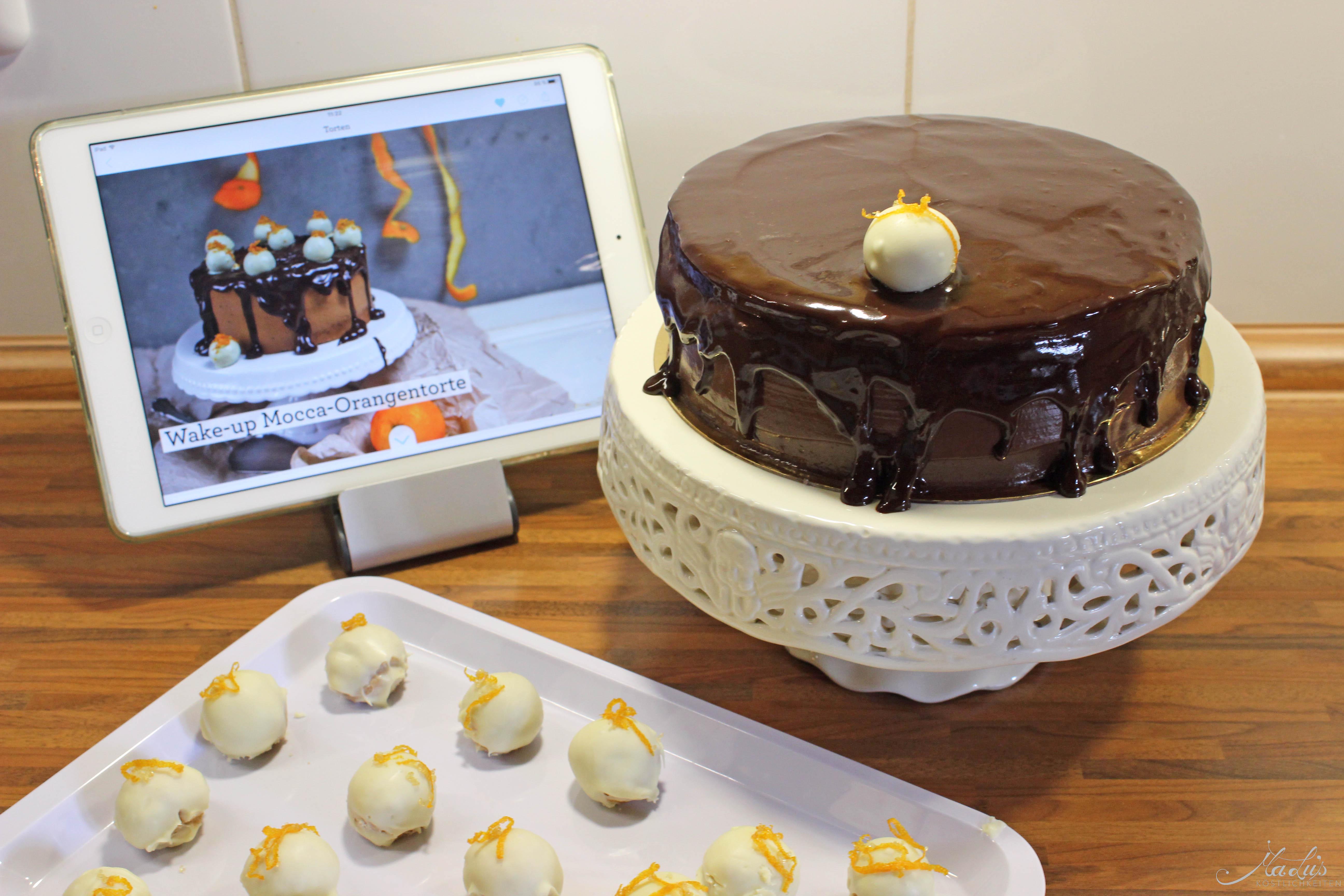 Wake-Up Mocca-Orangen Torte 12