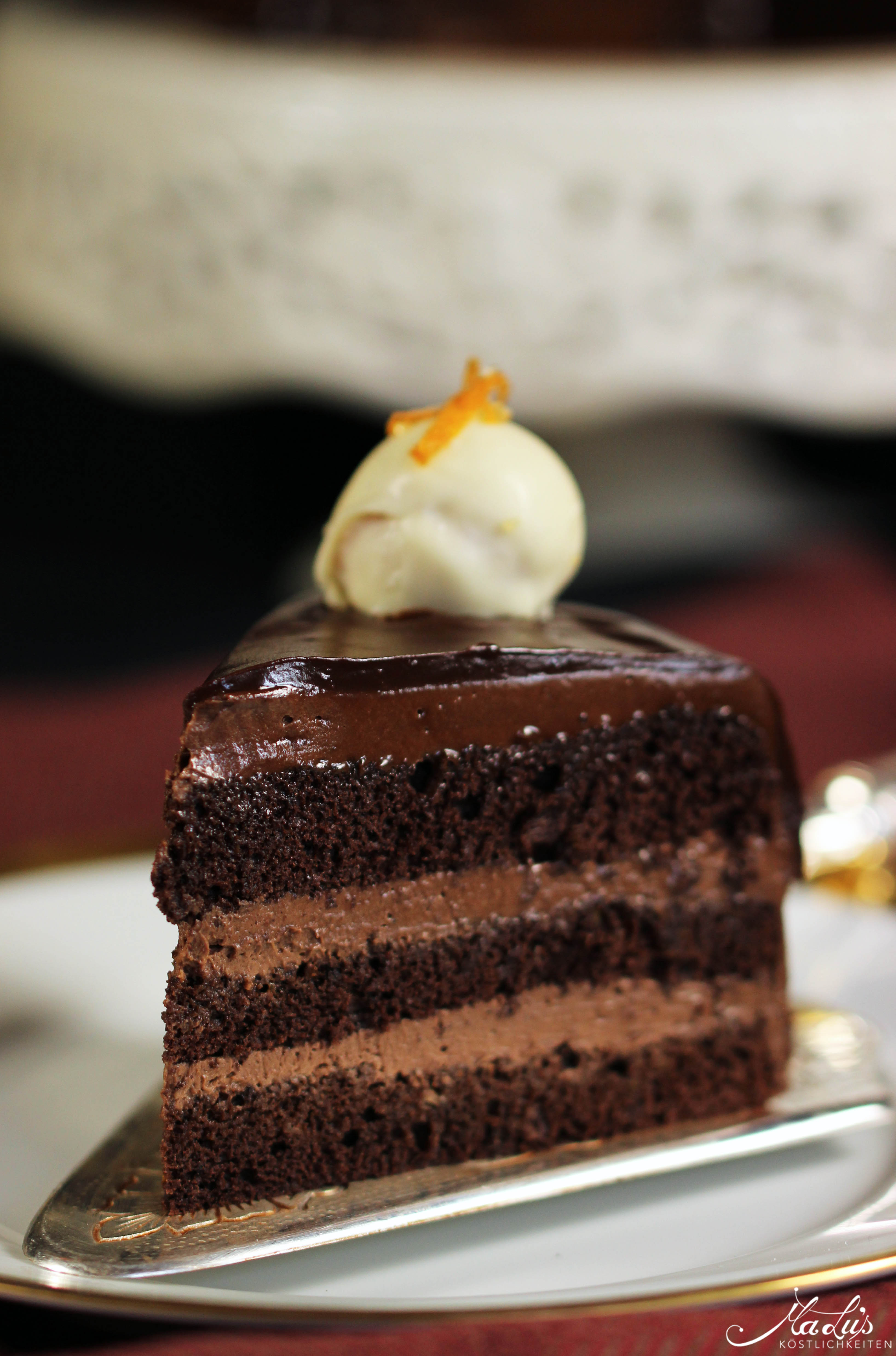 Wake-Up Mocca-Orangen Torte 69