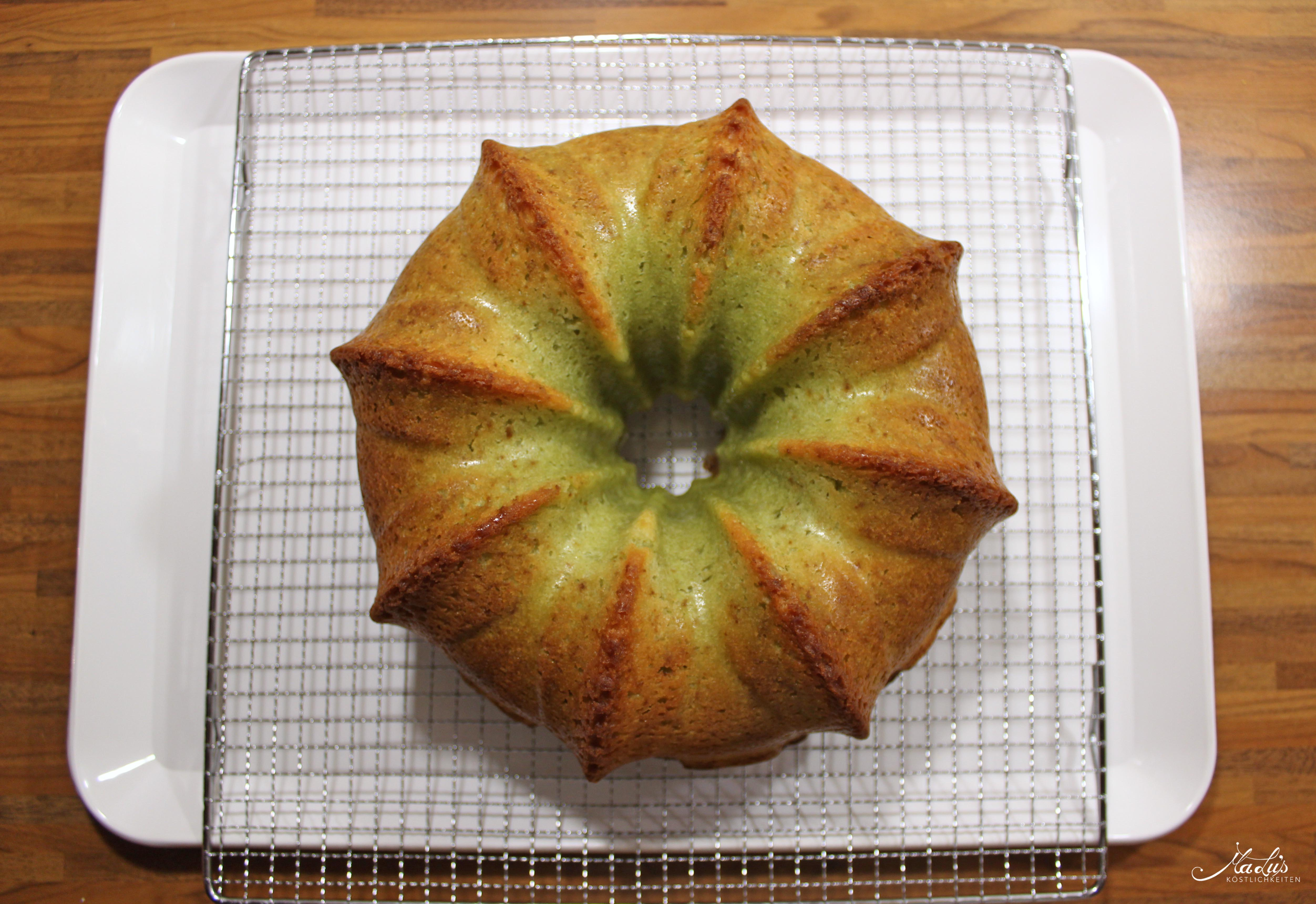 Pistazien-Orangen Kuchen 12