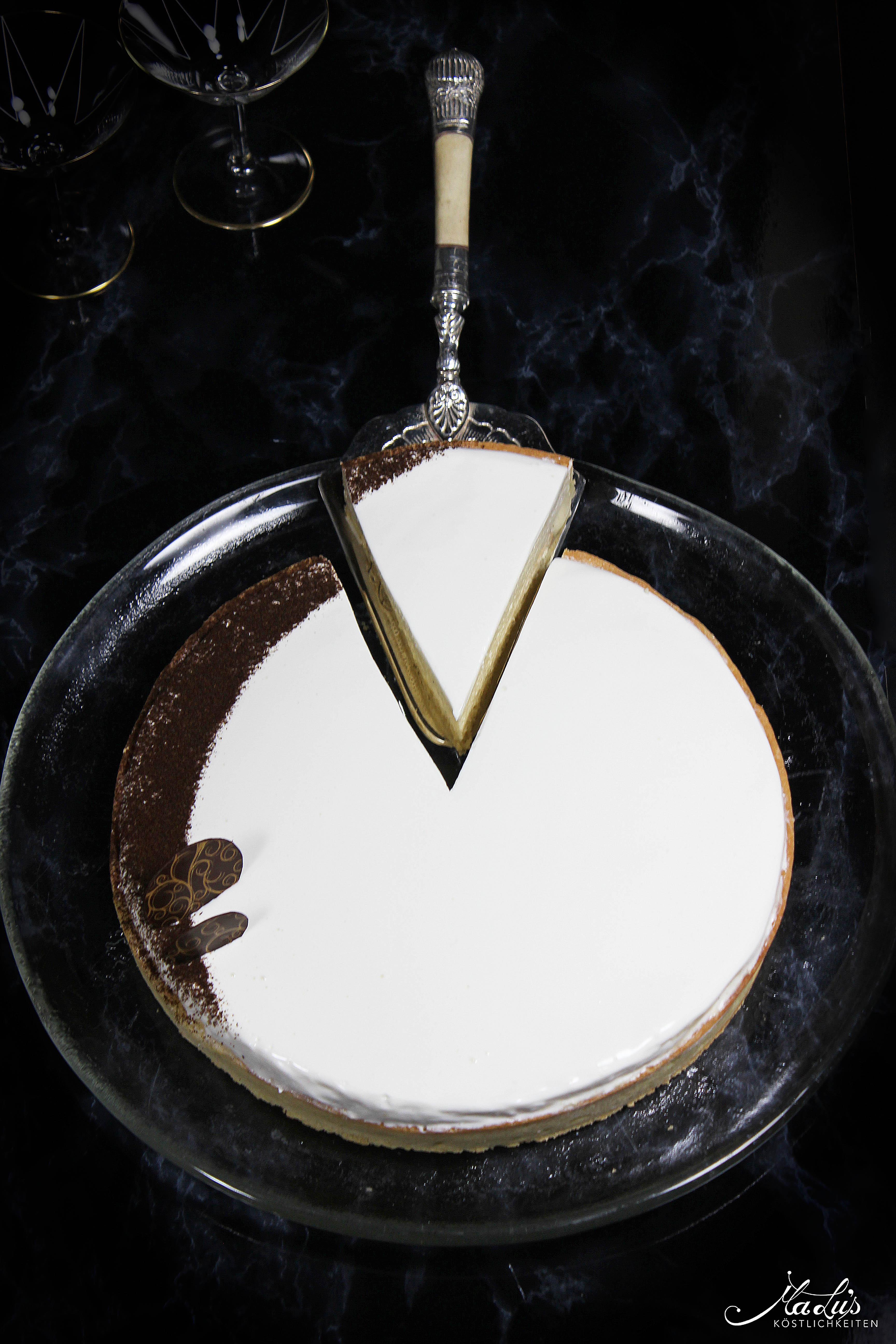 Vanille Tarte // Tarte infiniment vanille