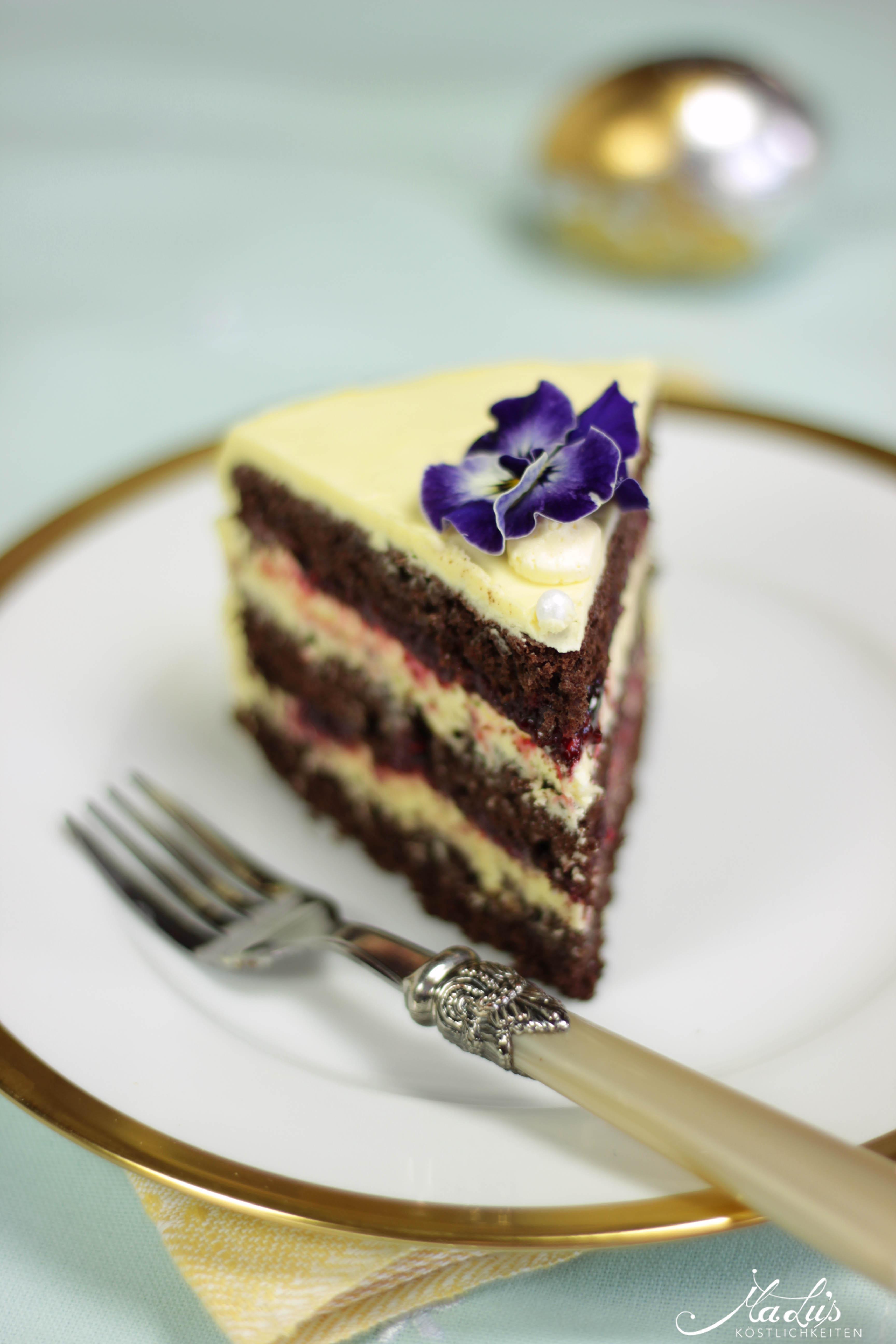 Schoko-Eierlikör Torte 5