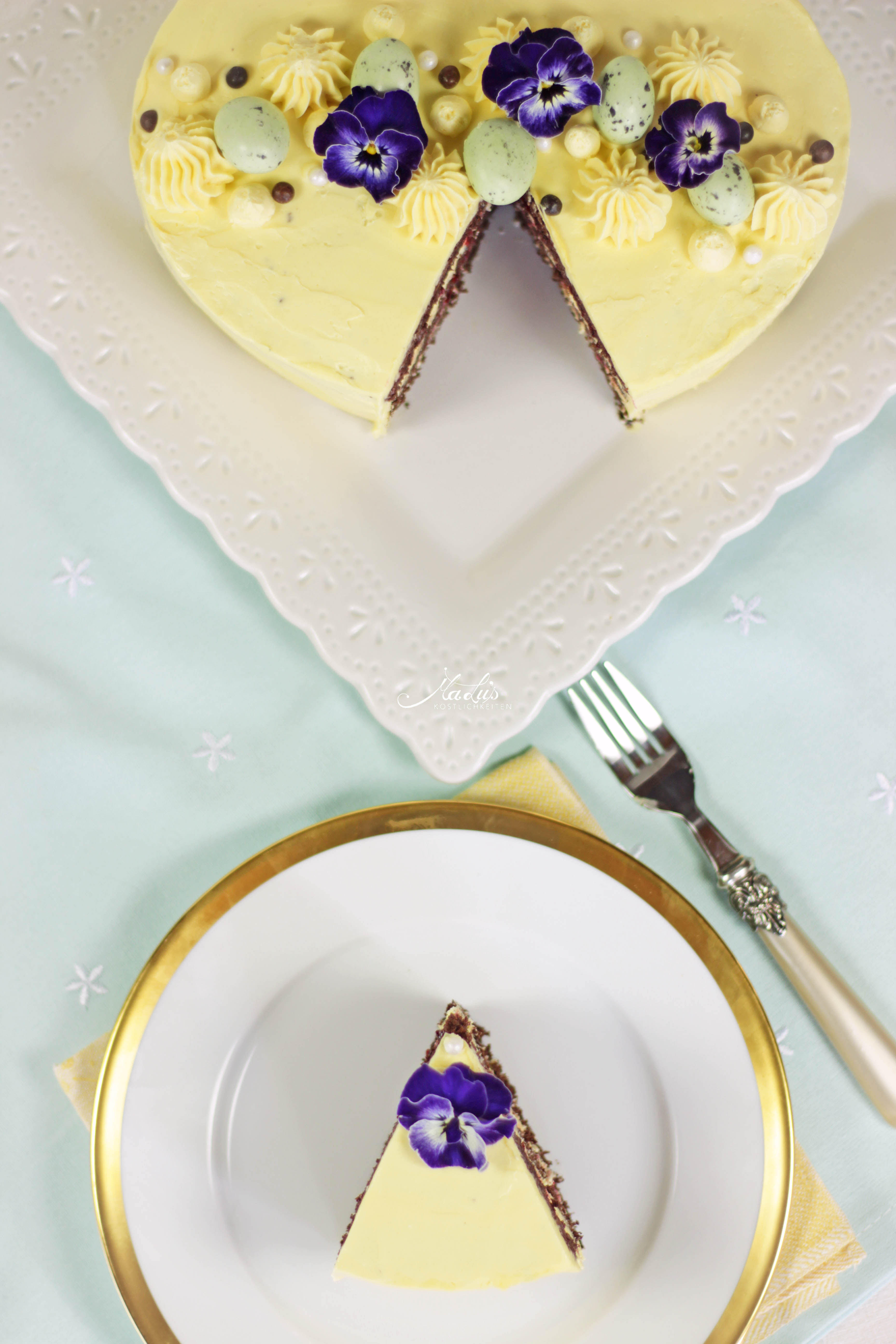 Schoko-Eierlikör Torte 7
