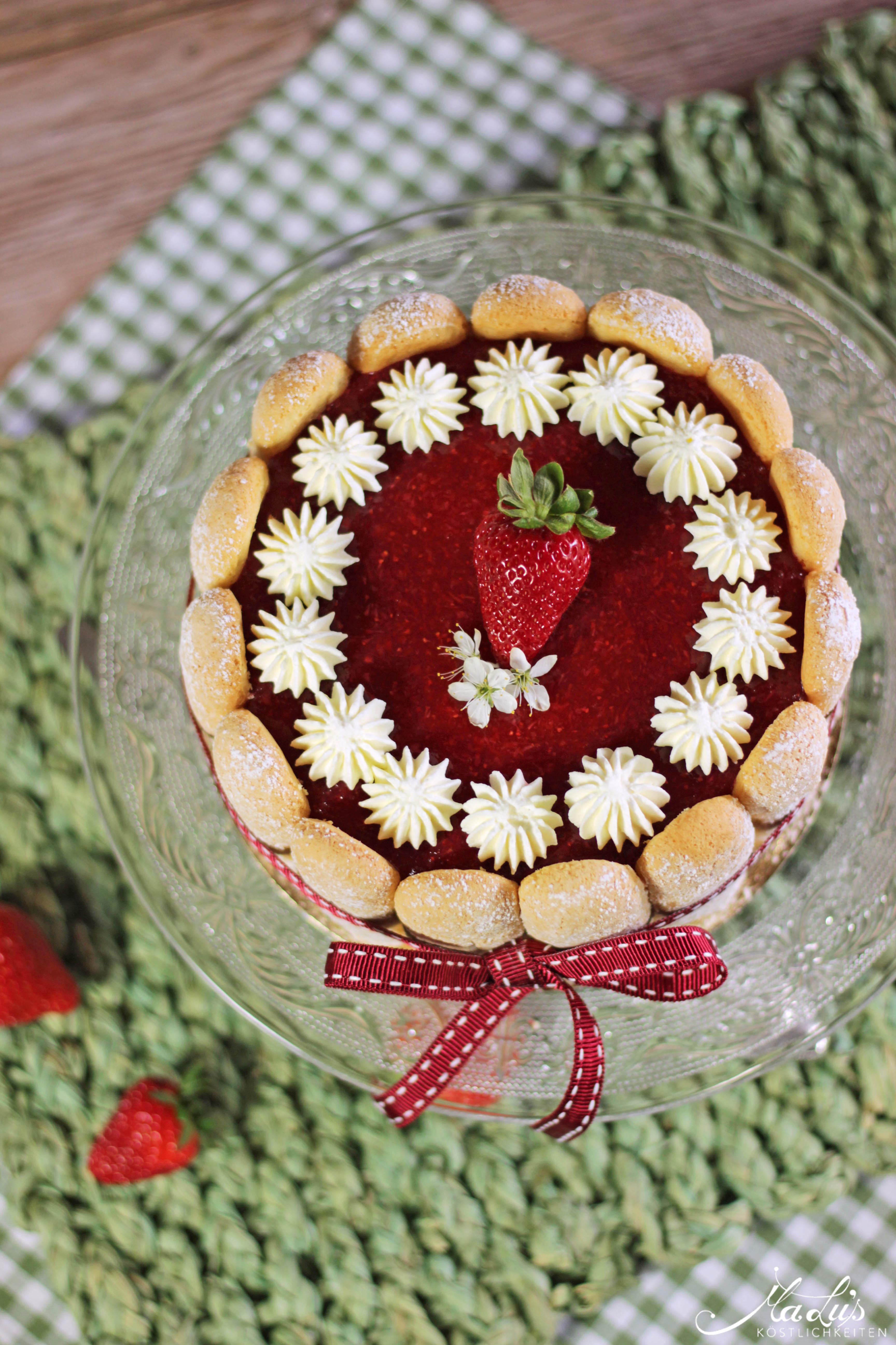 Erdbeer-Charlotte 4