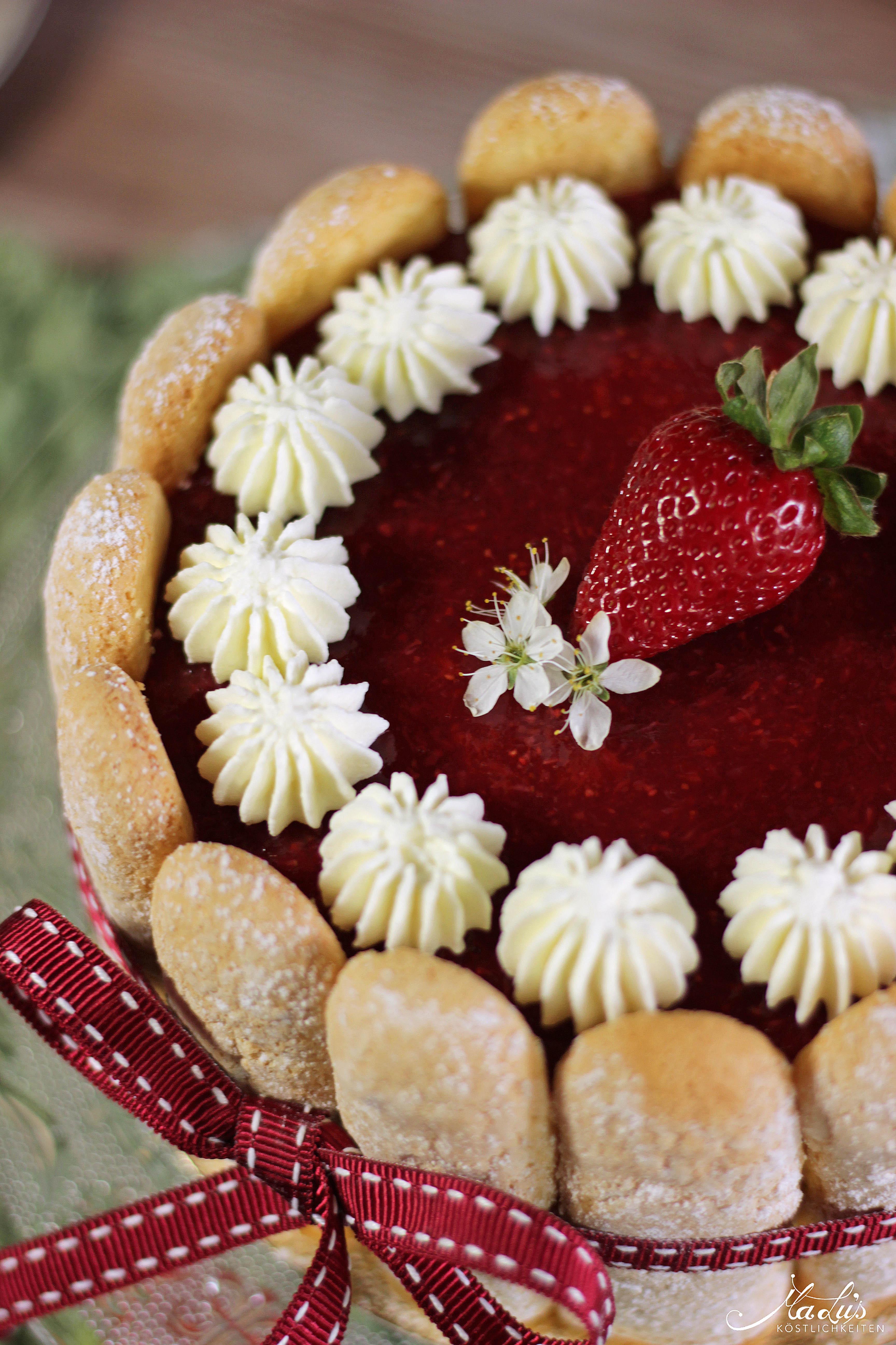 Erdbeer-Charlotte 7