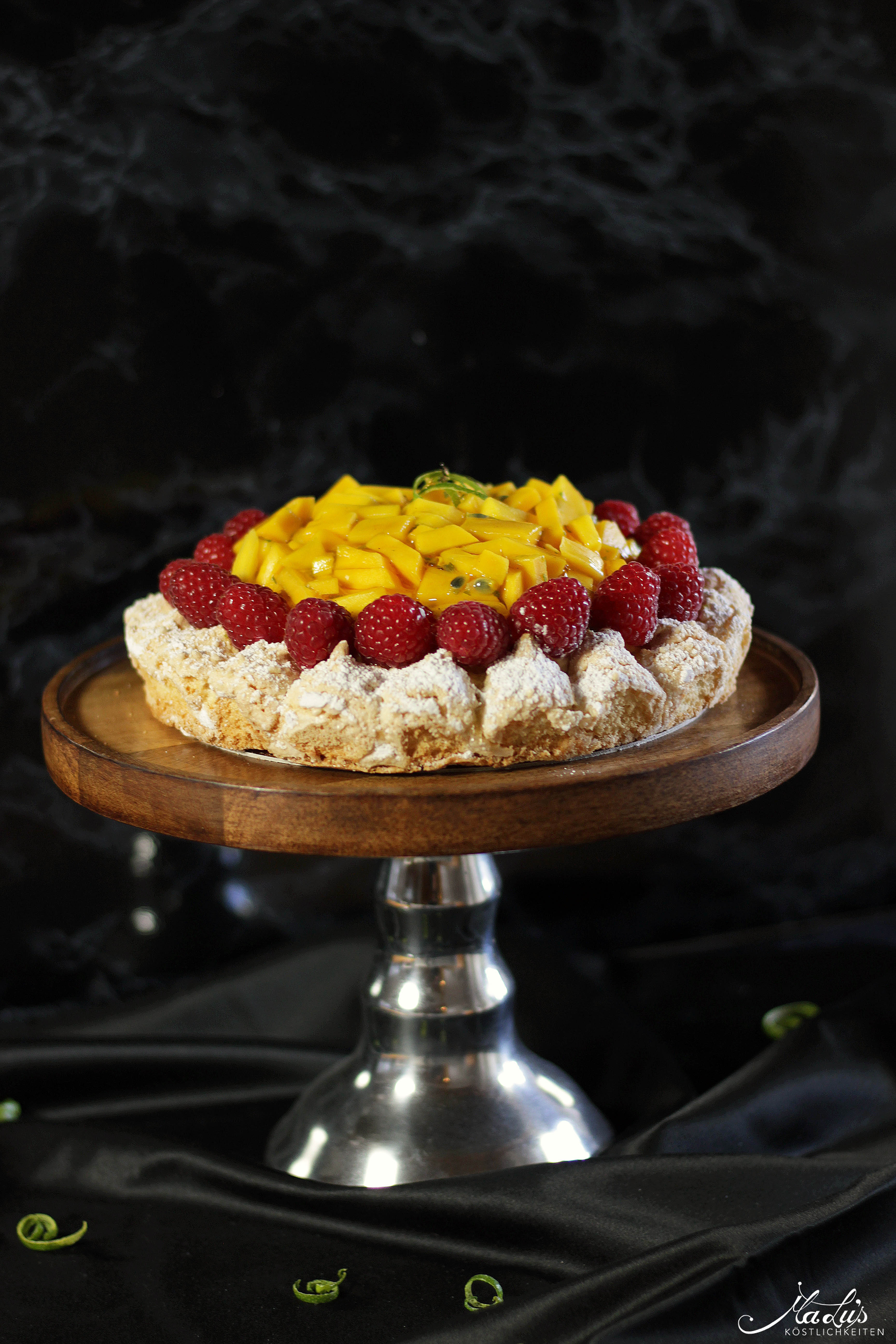 Mango-Kokosmakronen Torte | Maren Lubbe 5