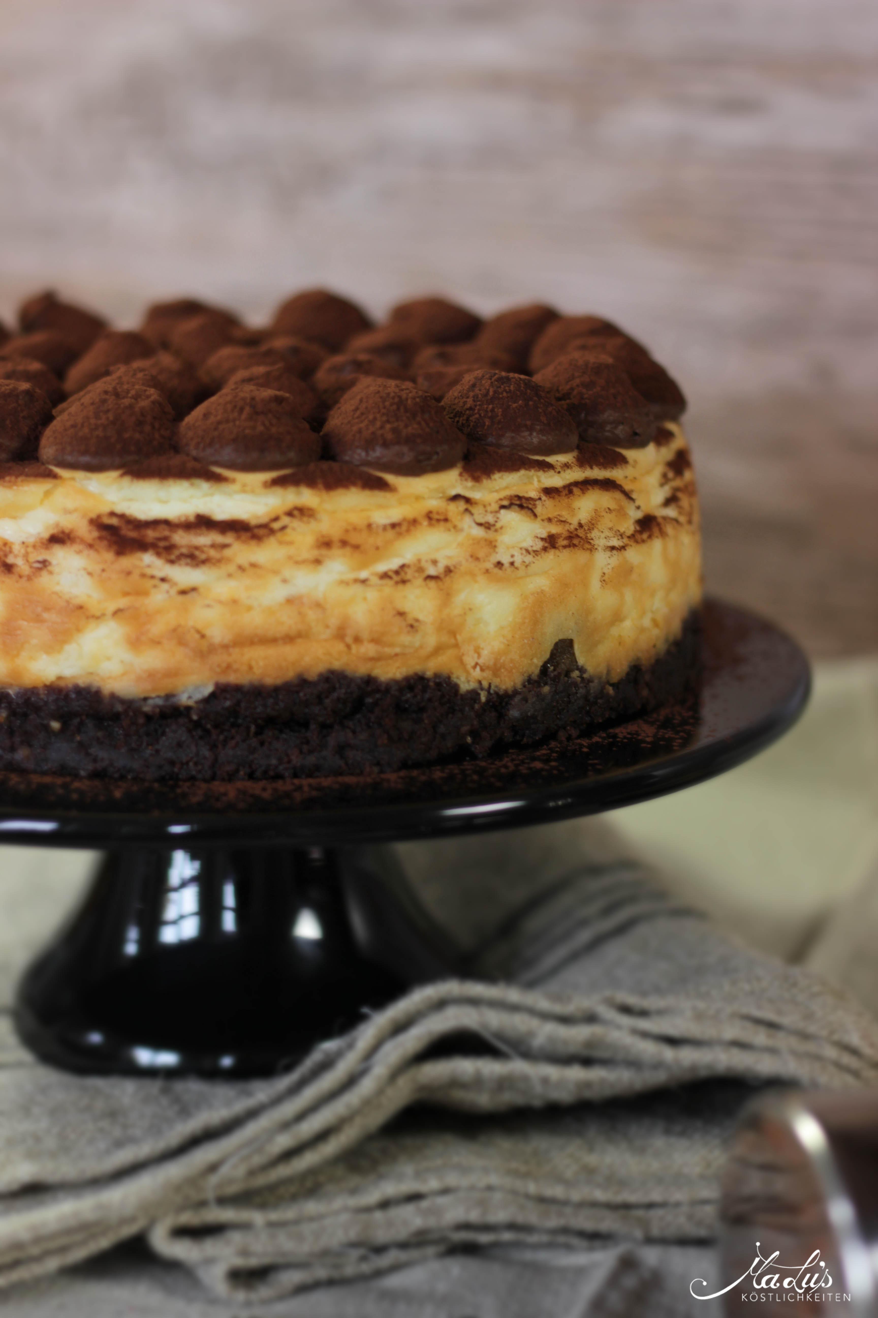 Tiramisu Cheesecake 25