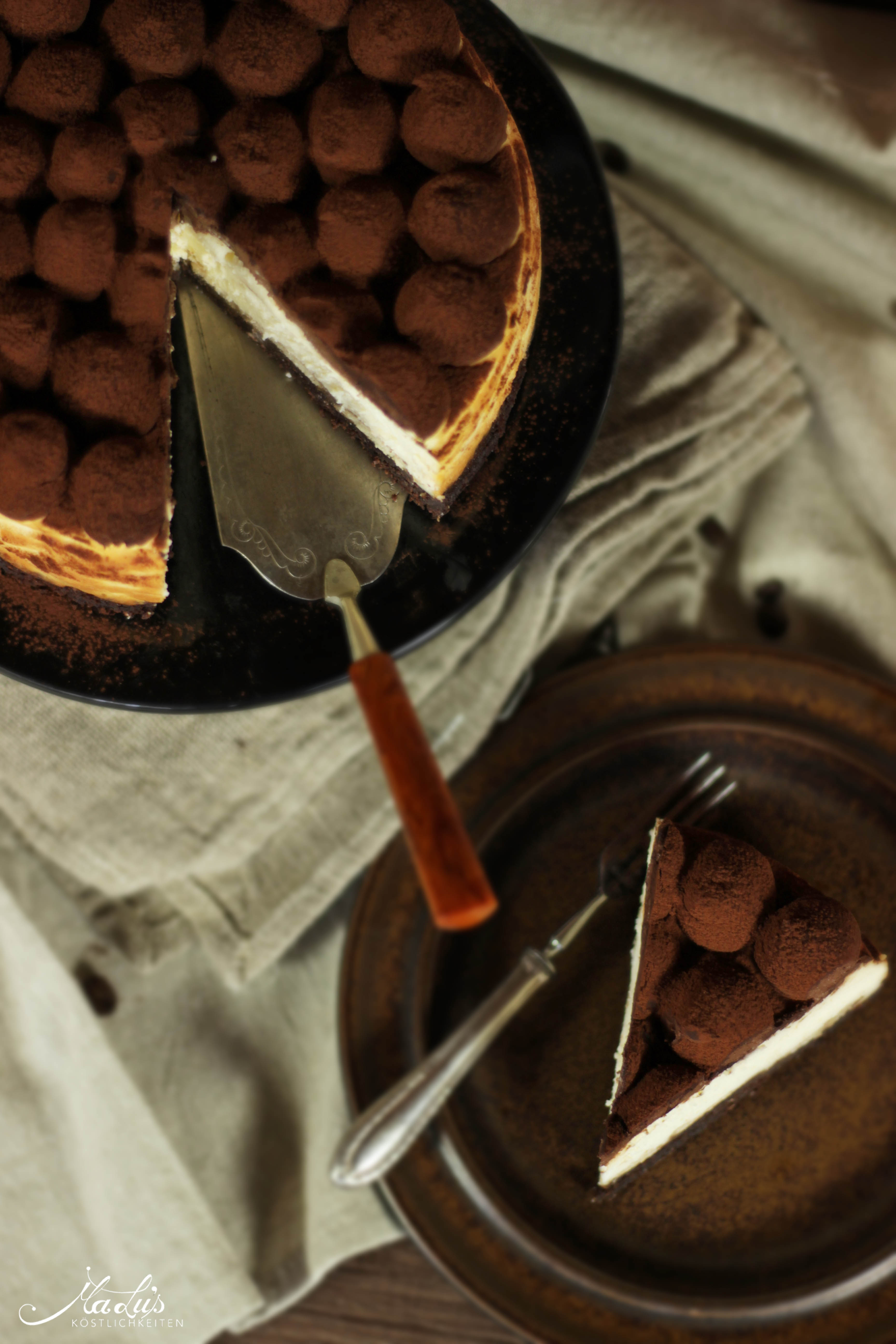 Tiramisu Cheesecake 73
