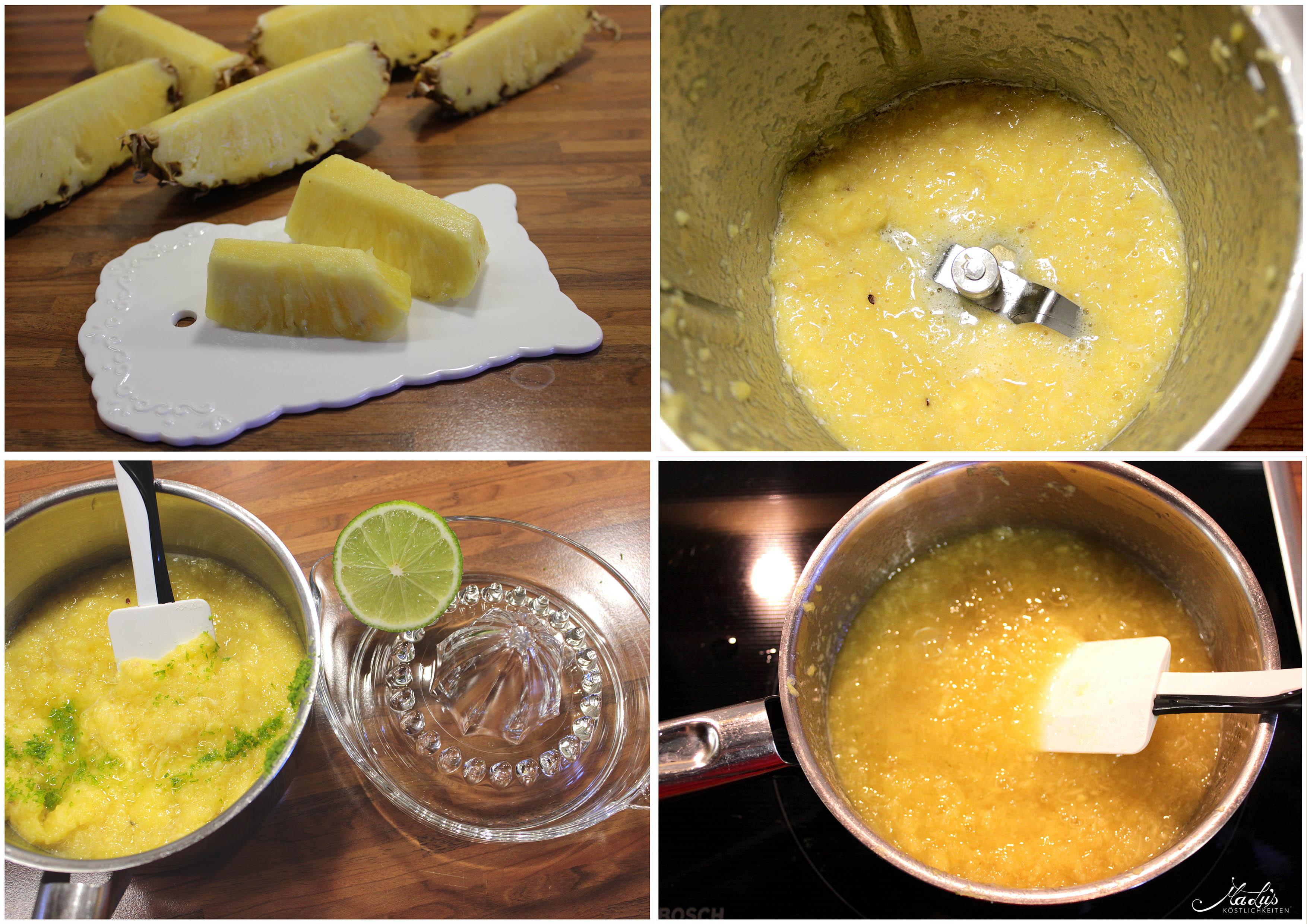 ananaskompott