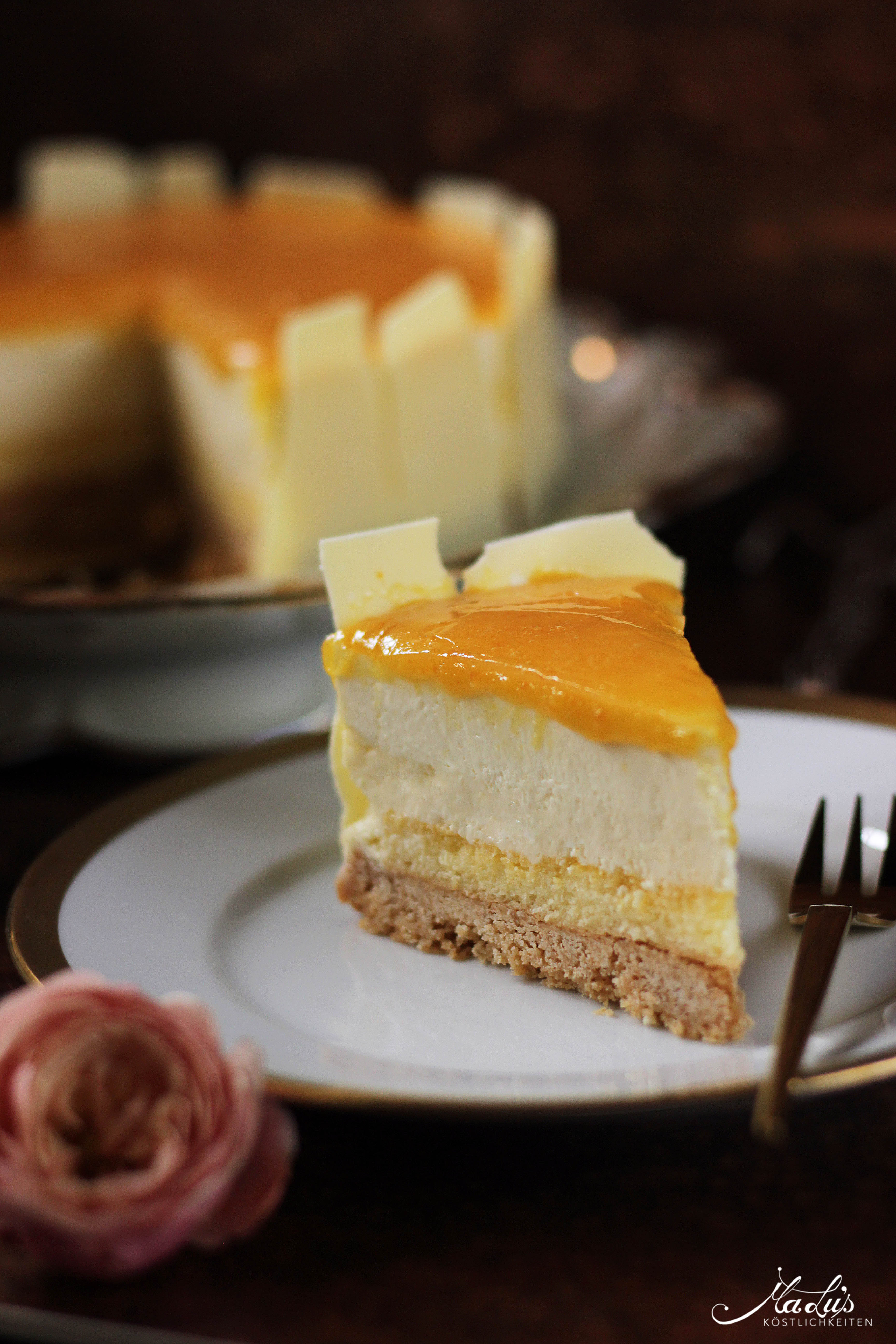 Satine-cheesecake