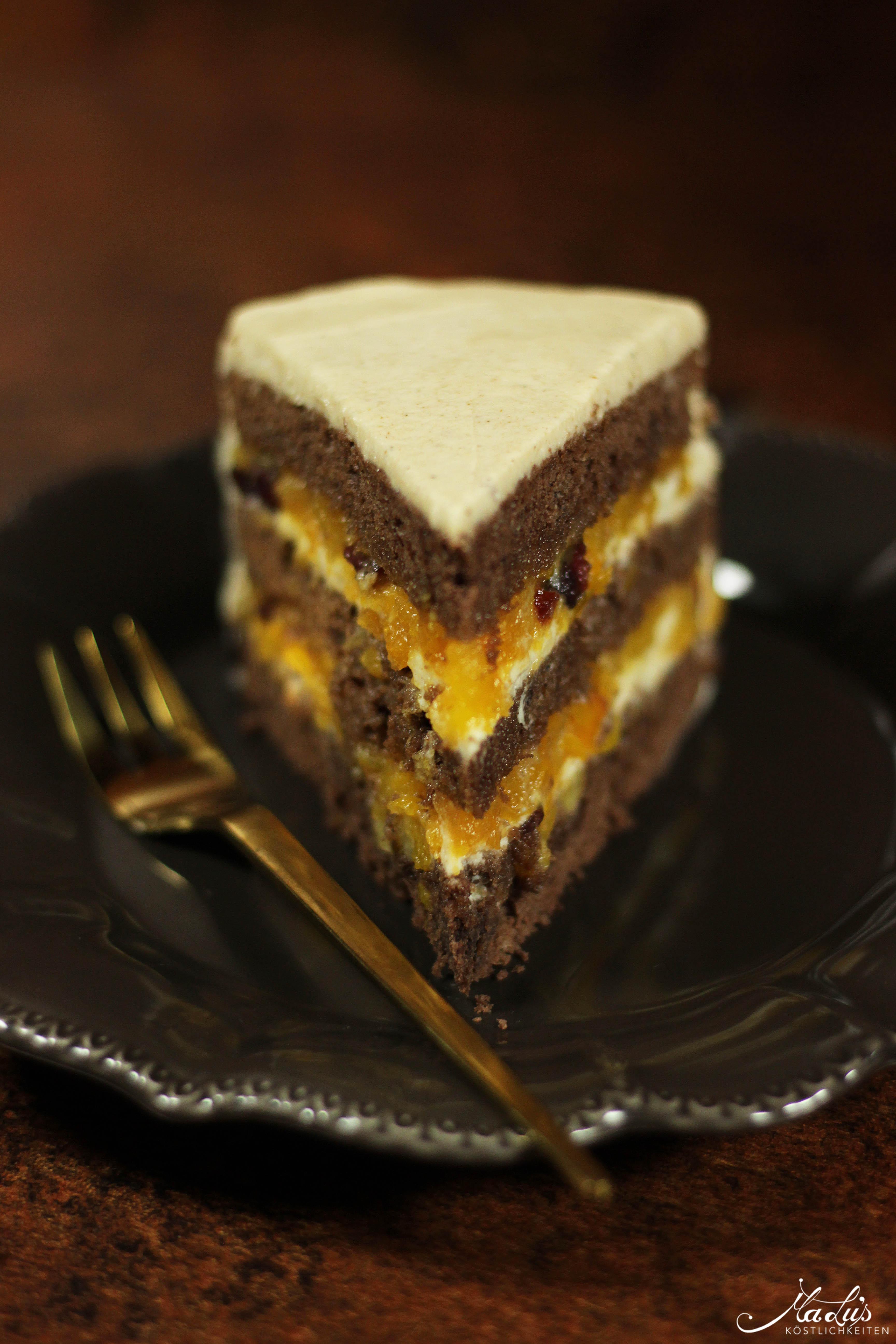 Spekulatius Torte
