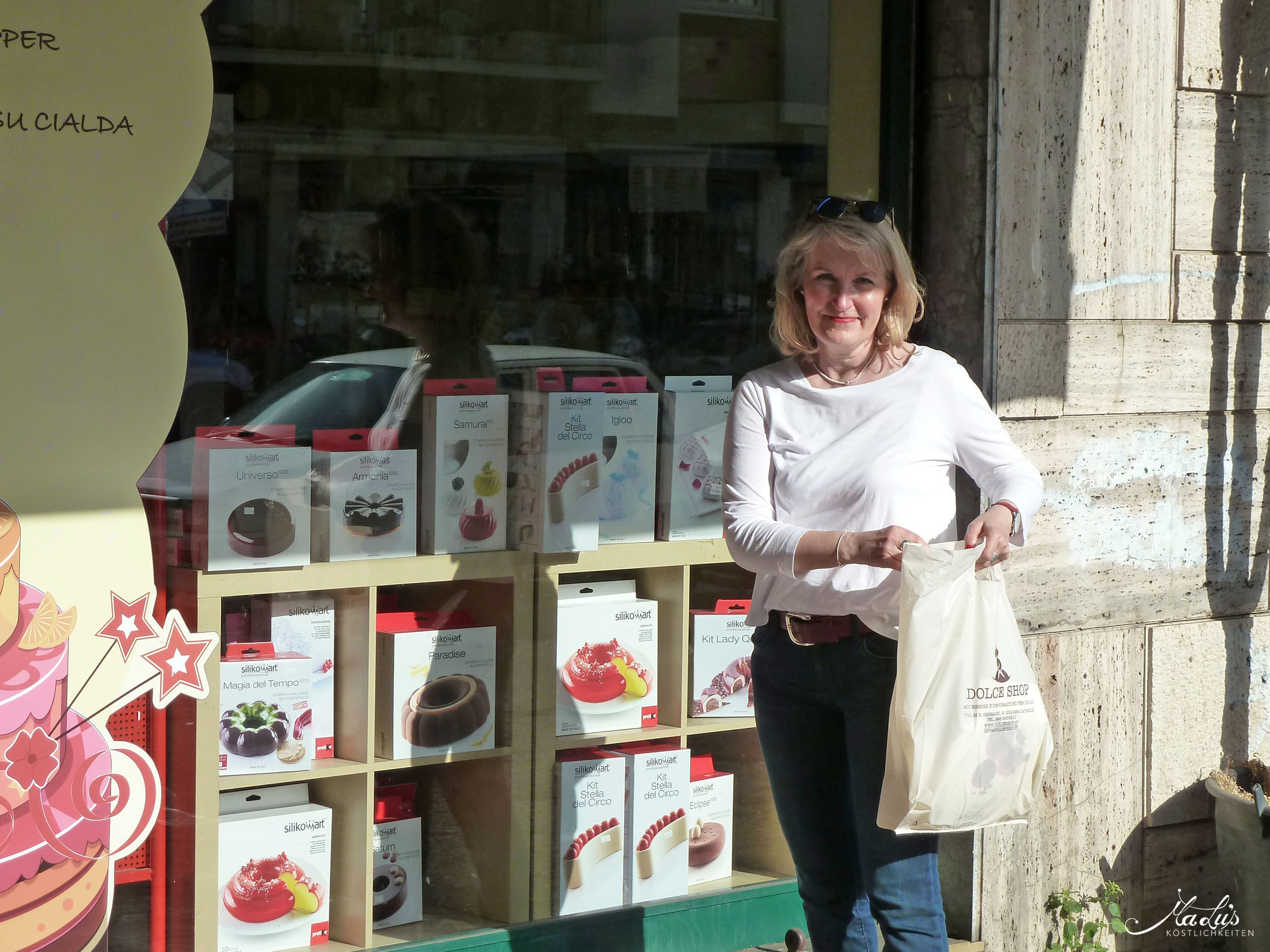 Dolce shop - Catania