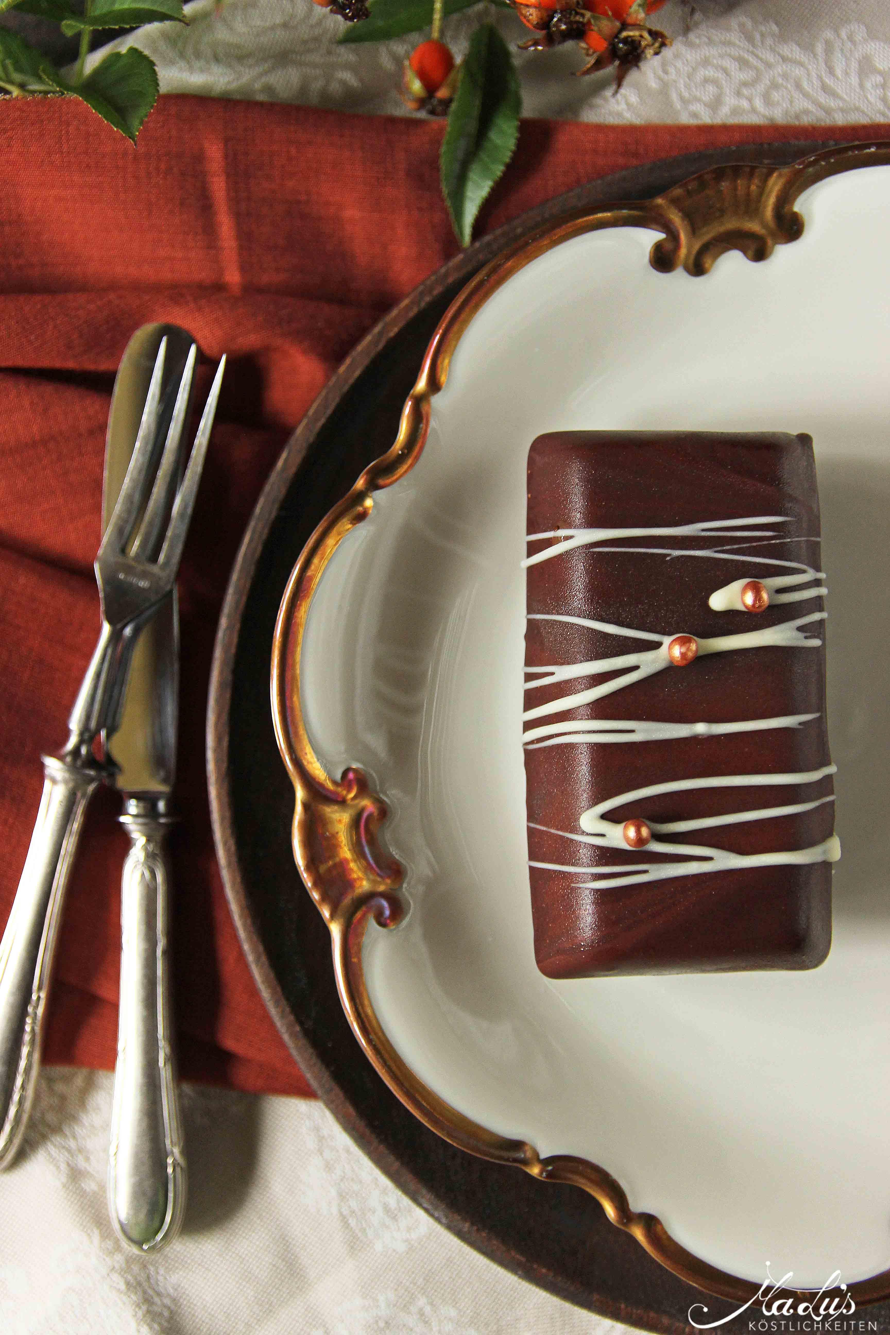 Schokoladen Financiers - Tout chocolat