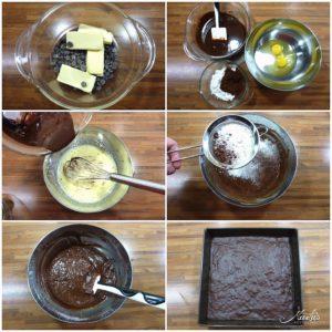 Brownieteig - MaLu's Köstlichkeiten