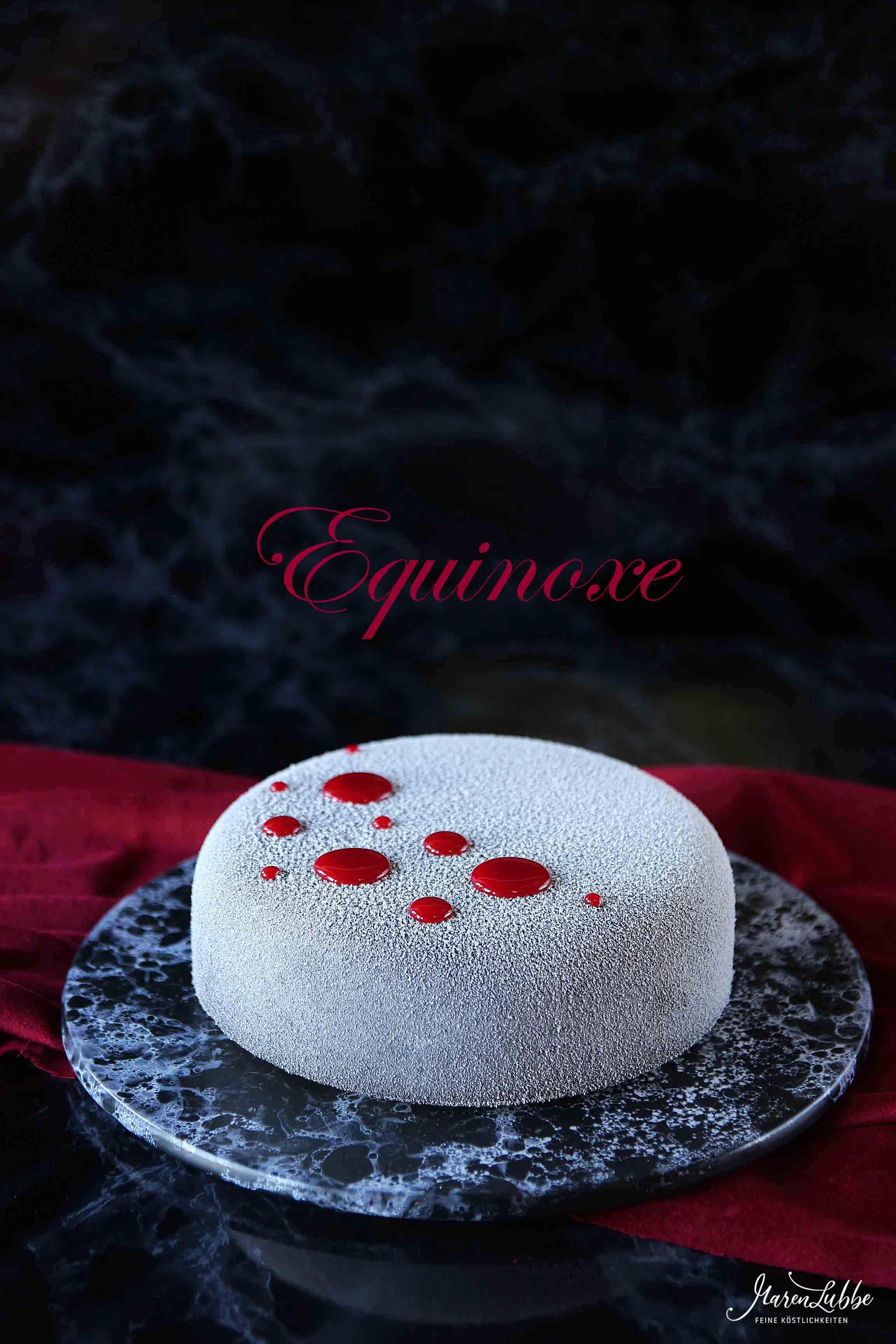Karamell-Vanille Torte mit Knusperboden - Equinoxe de Cyril Lignac