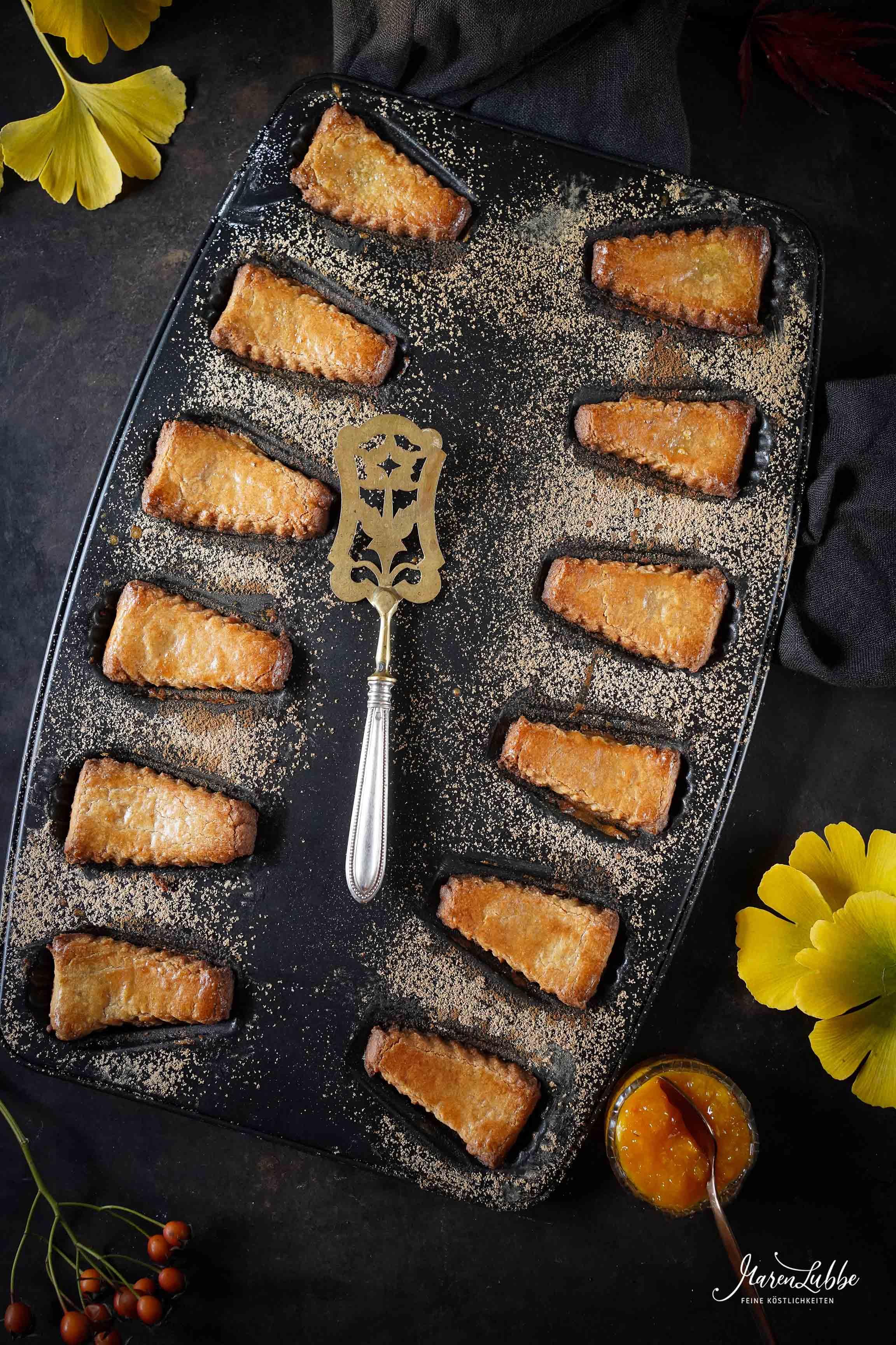 Sablés Corsica - Korsische Kastanienmehl Kekse