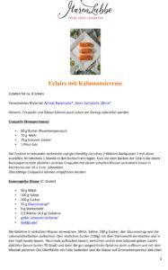 Rezeptdruck Eclairs mit Kalamansicreme- Maren Lubbe