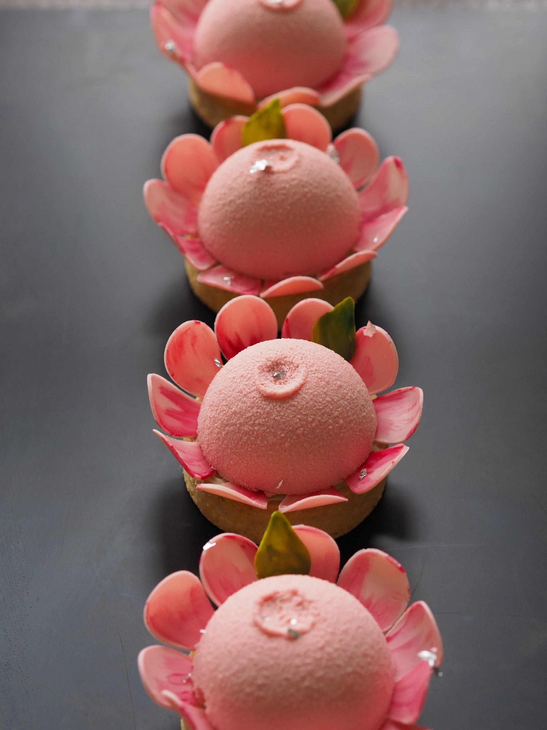 Erdbeer Blume