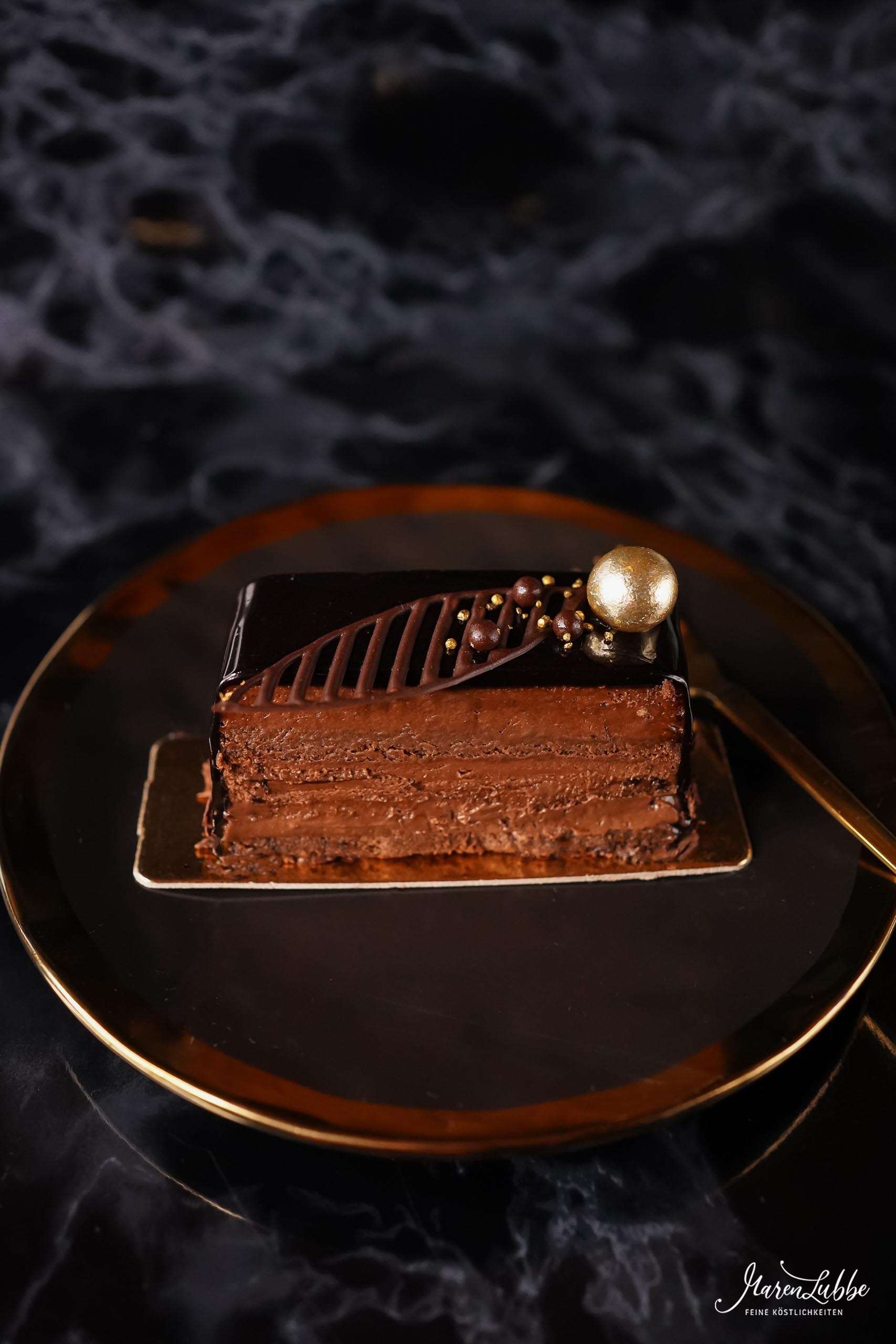 Élegance - Feinste Schokoladenschnitten