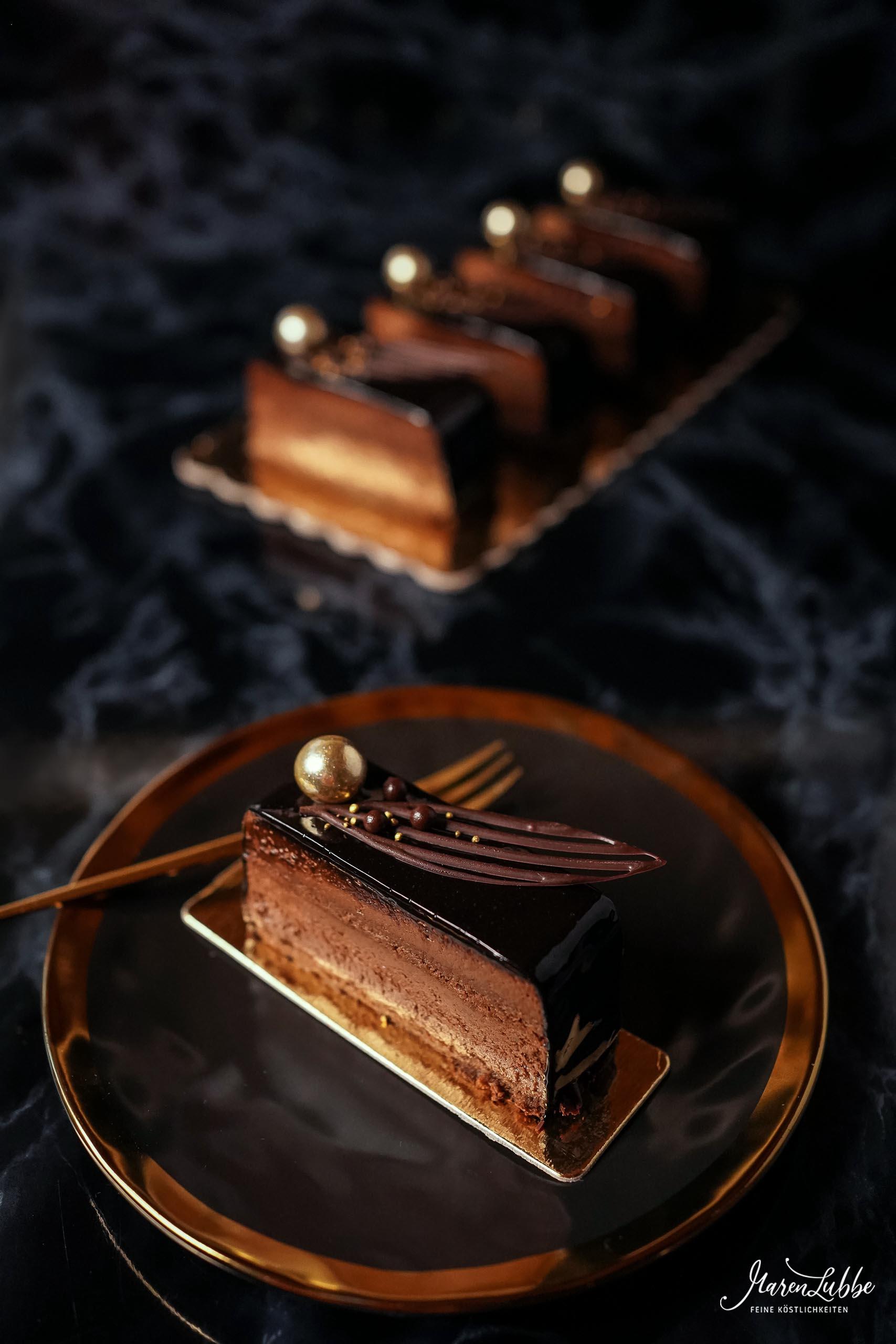 Élegance - Feine Schokoladenschnitten
