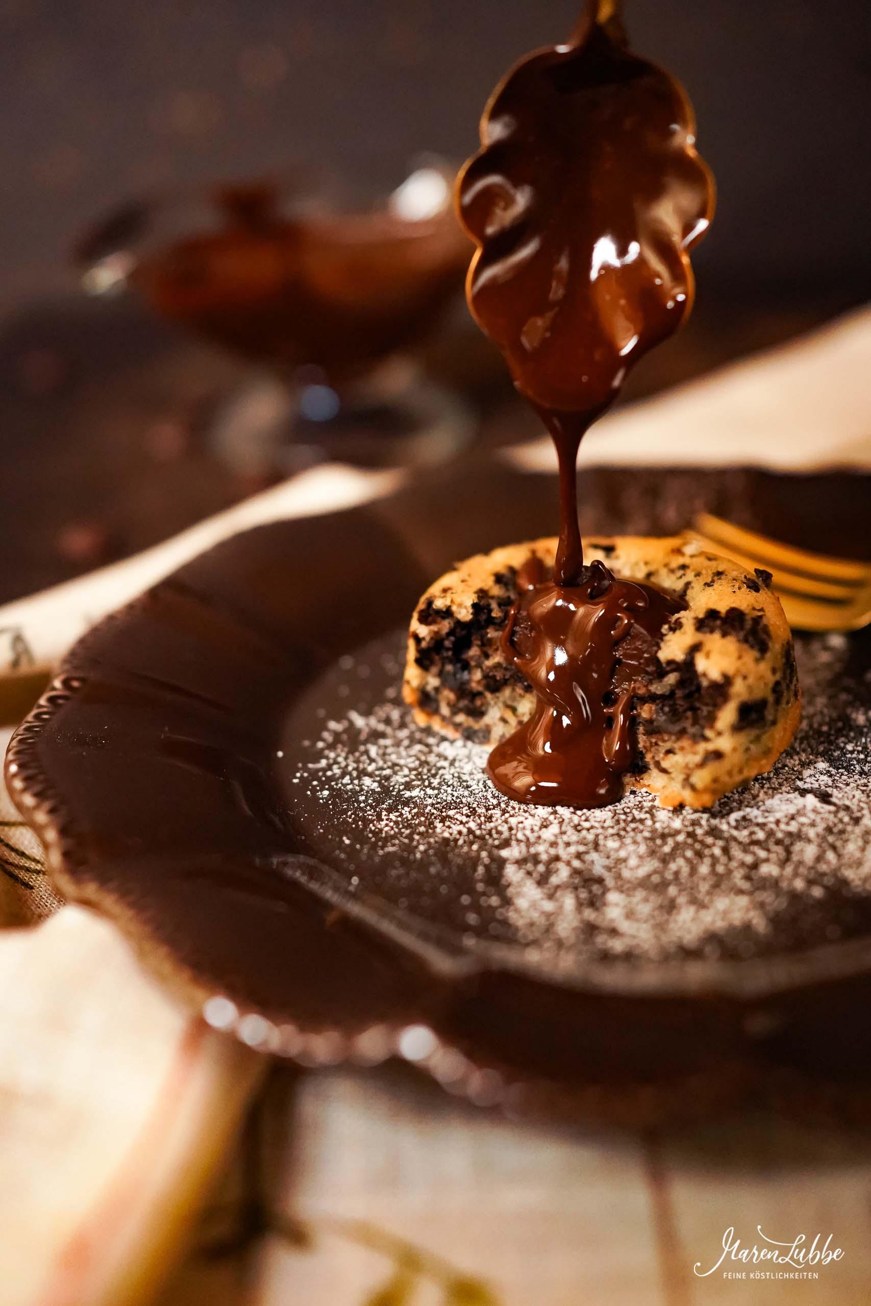 Tigré Chocolat - Stracciatella Financiers