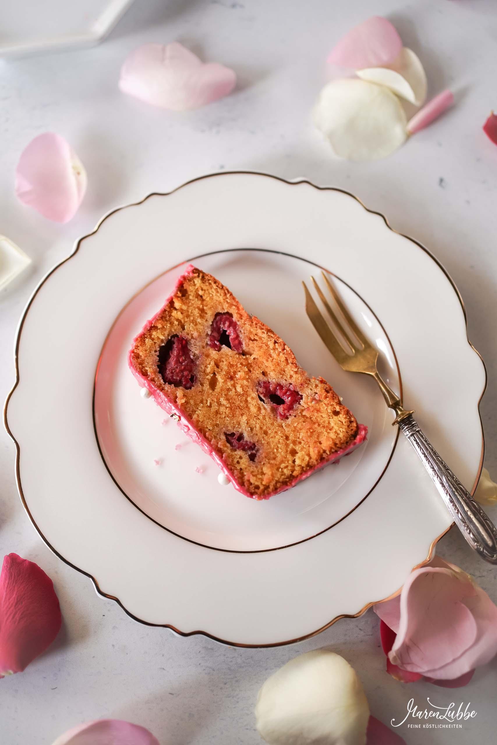Cake Ispahan von Pierre Hermé