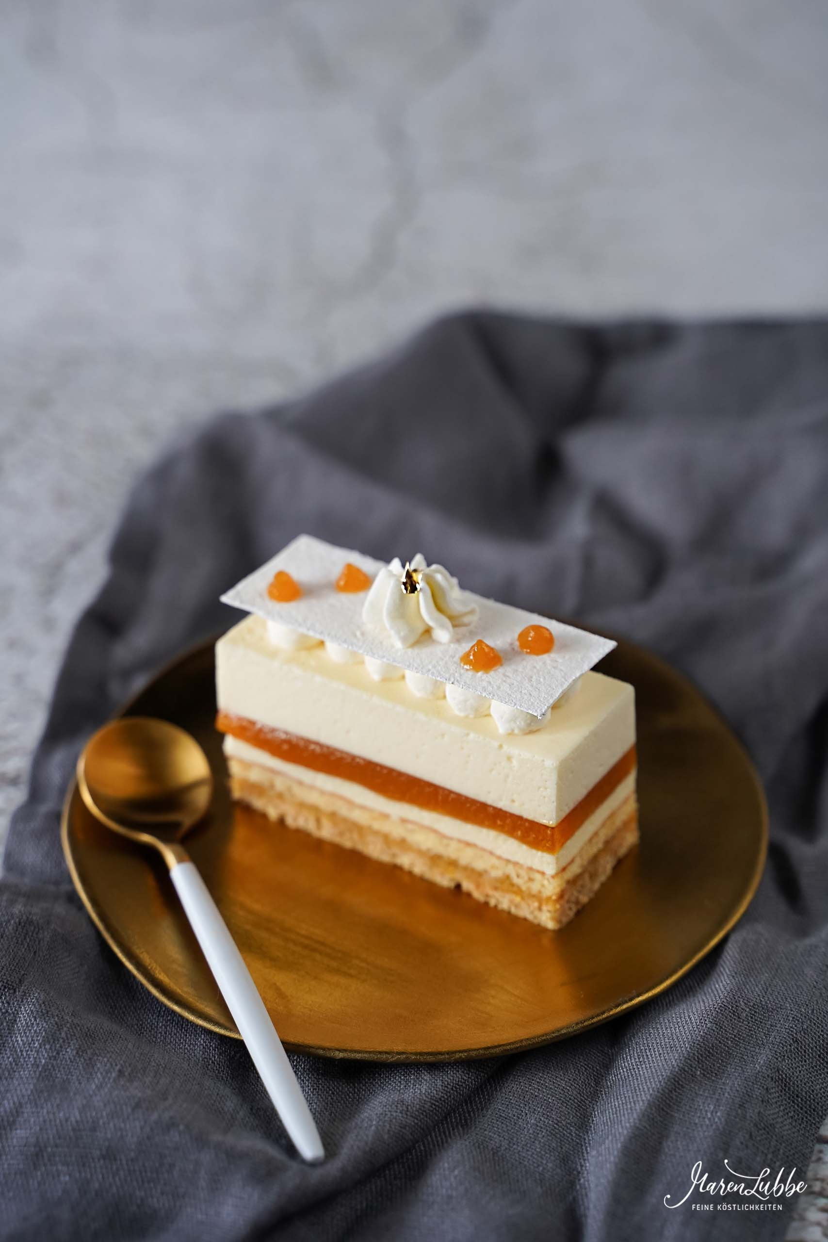 Sunny Cheesecake Törtchen