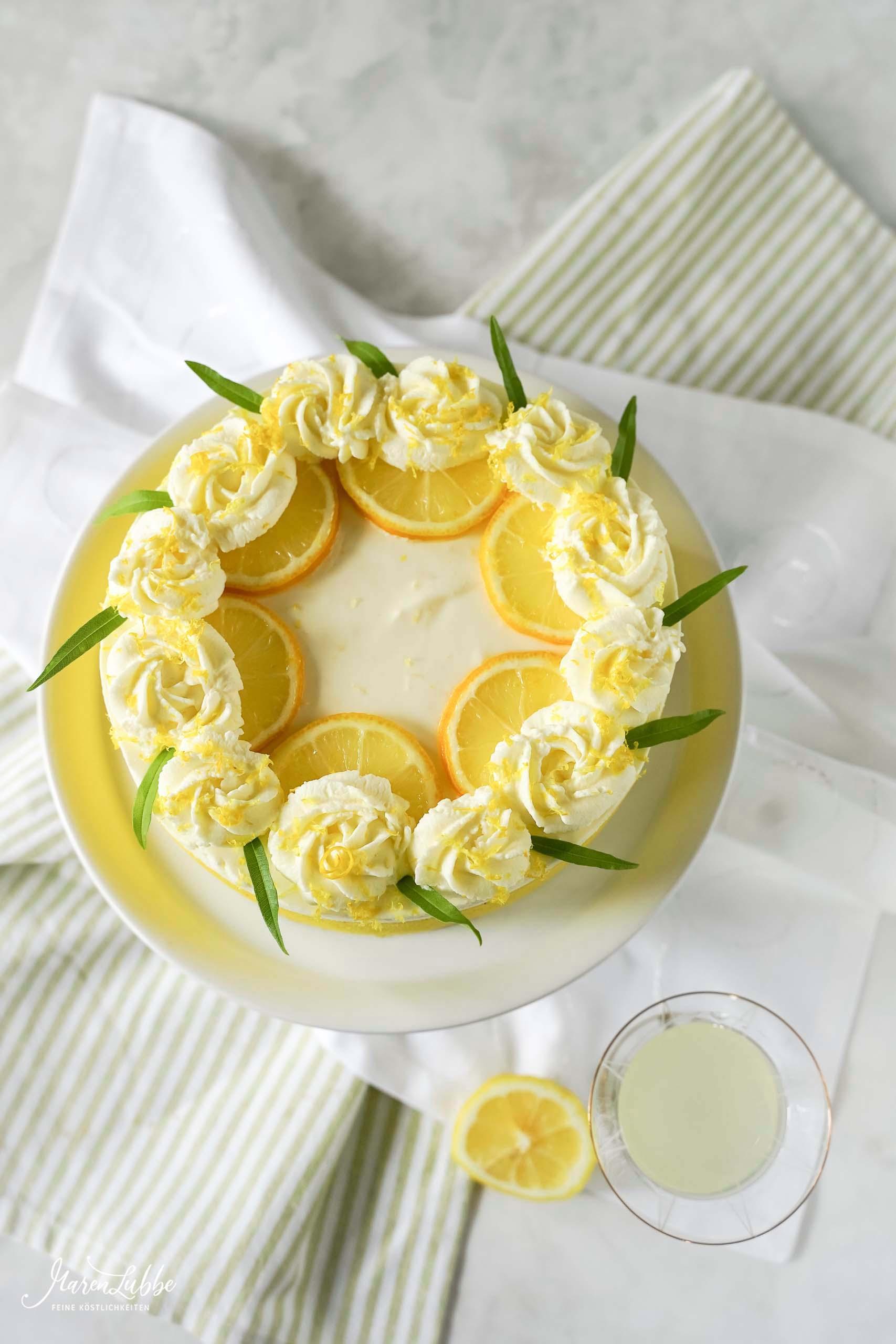 Limoncello Torte